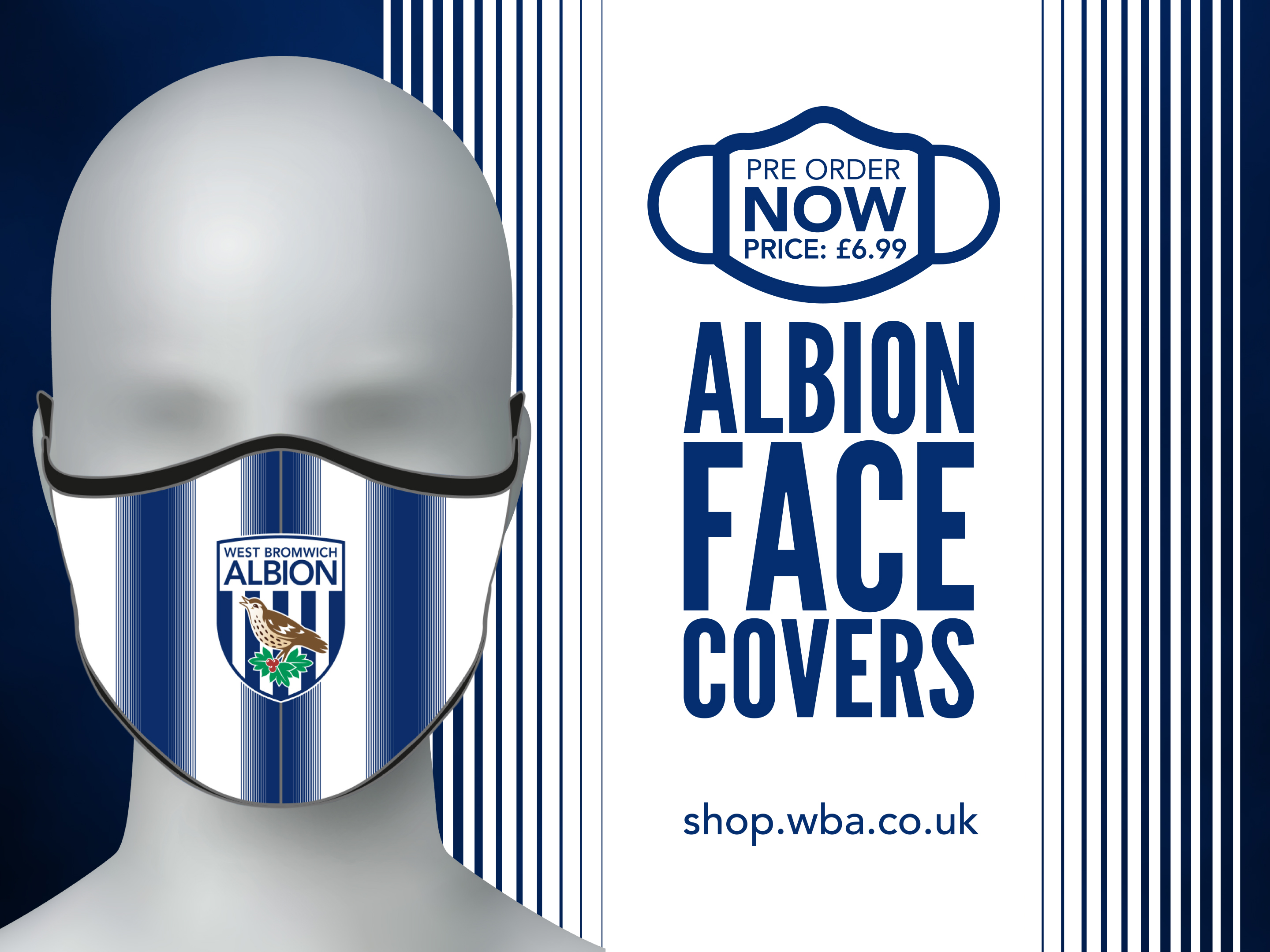 Albion Face Covers