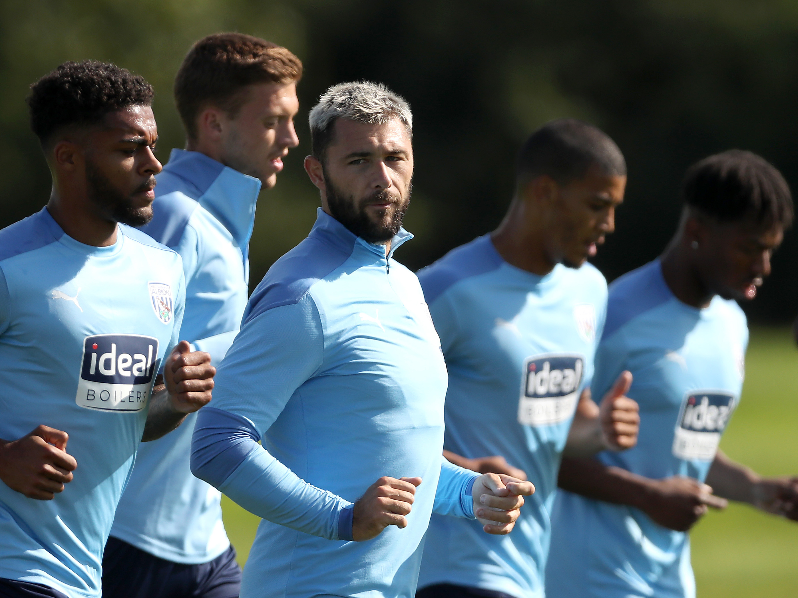 Albion will take on Nottingham Forest in their first pre-season friendly