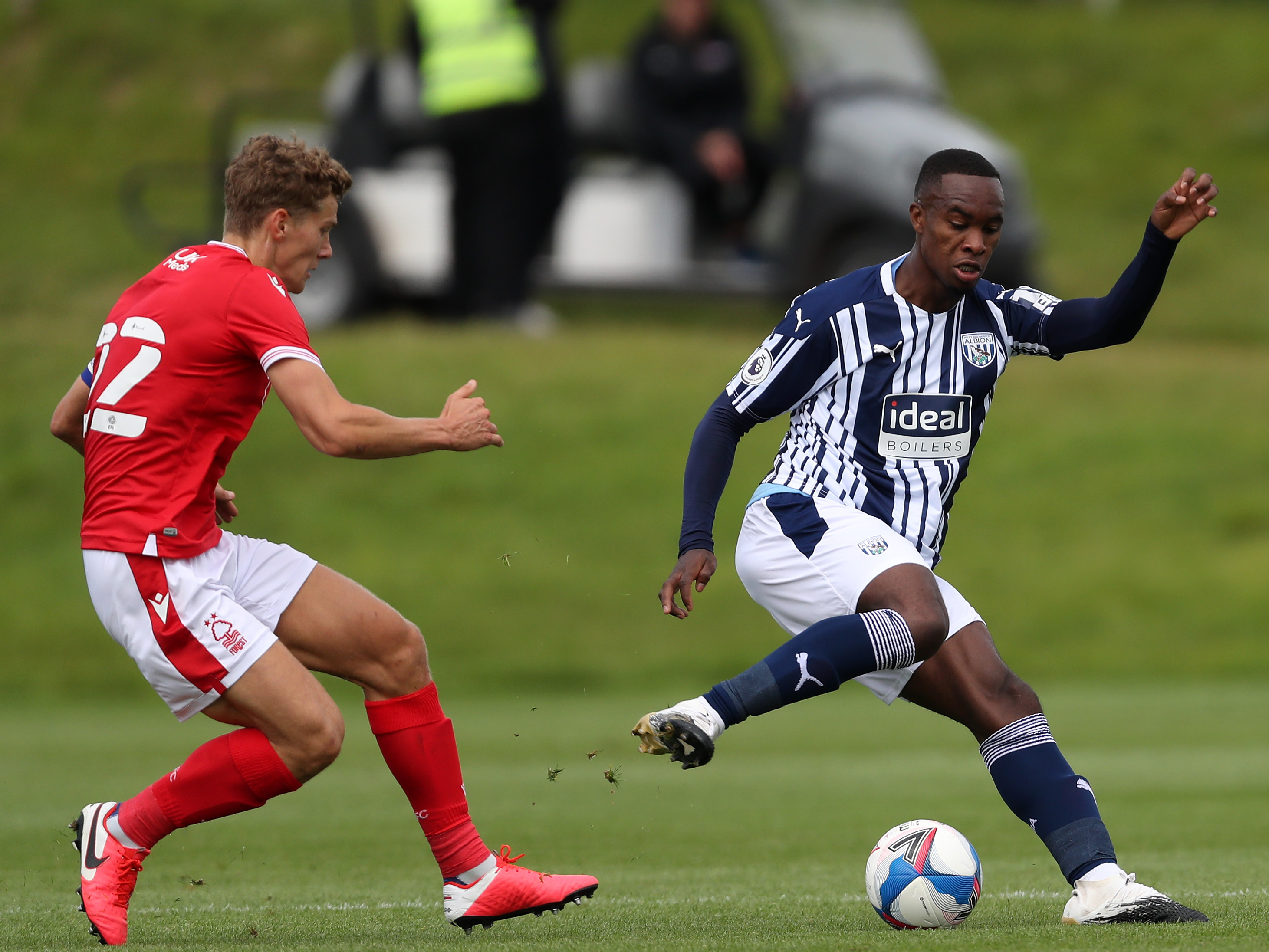Albion begin their pre-season schedule with a valuable work-out against Forest