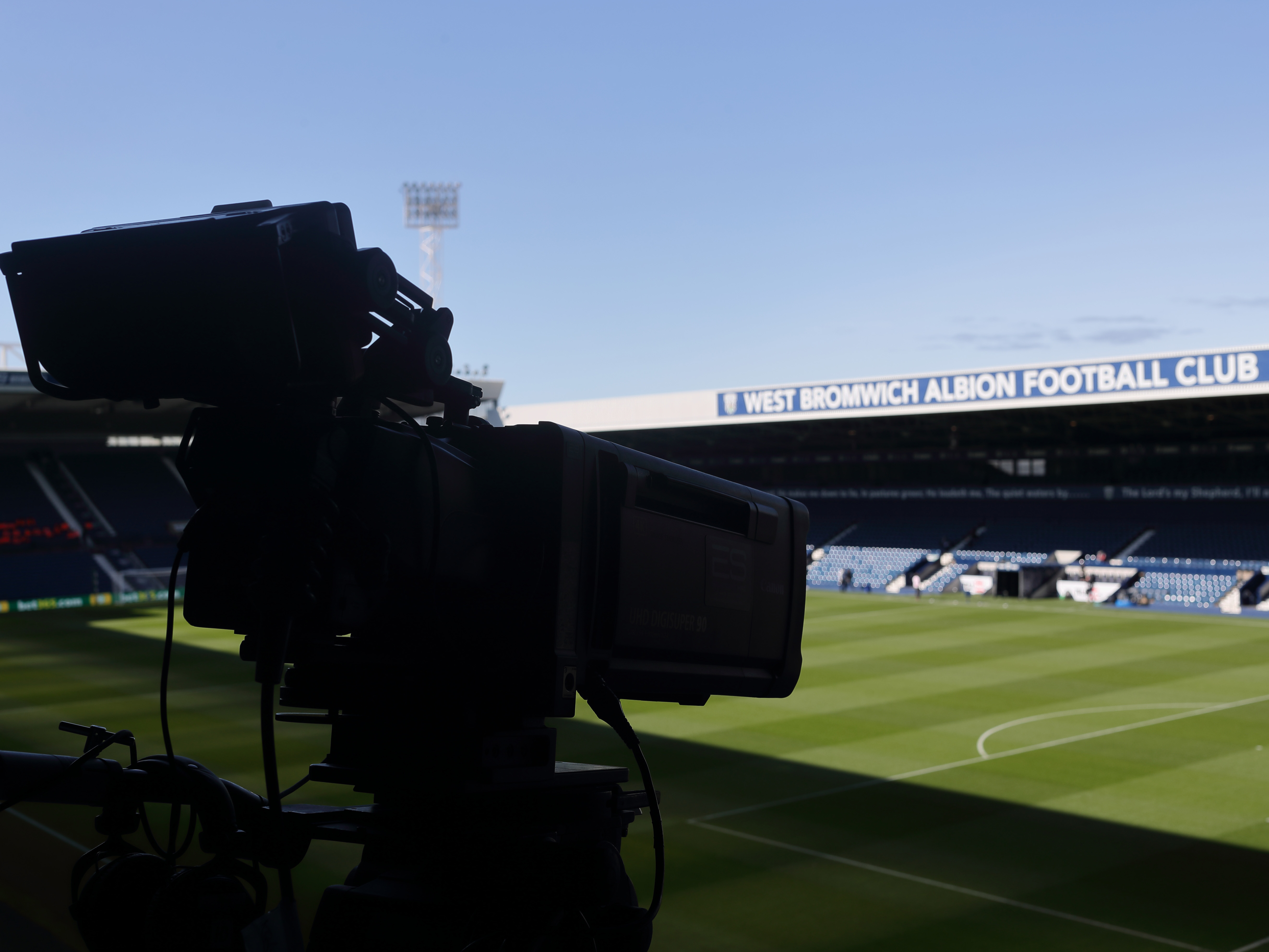 Albion's September games against Leicester and Everton have been selected for TV