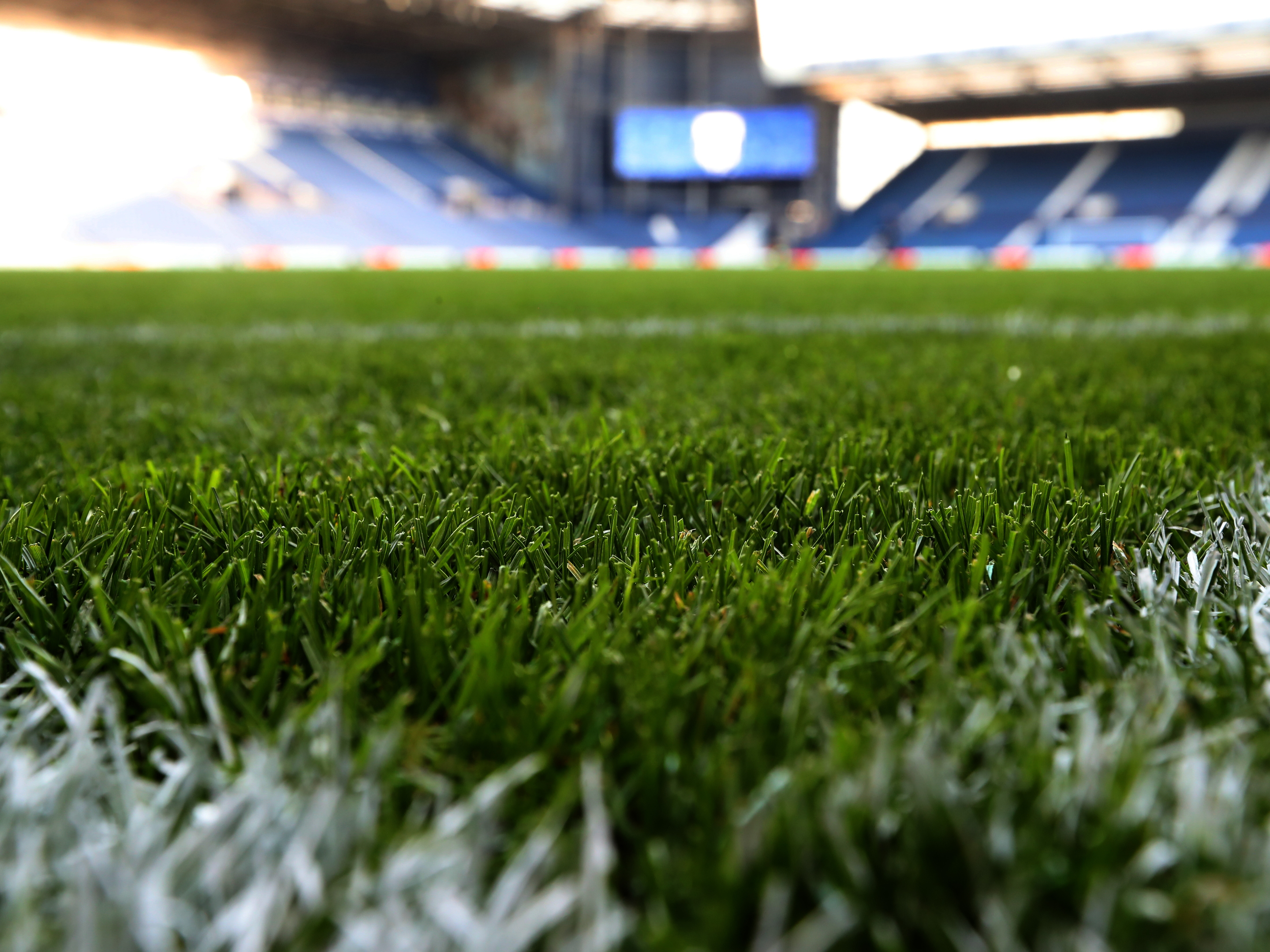 The Hawthorns Pitch