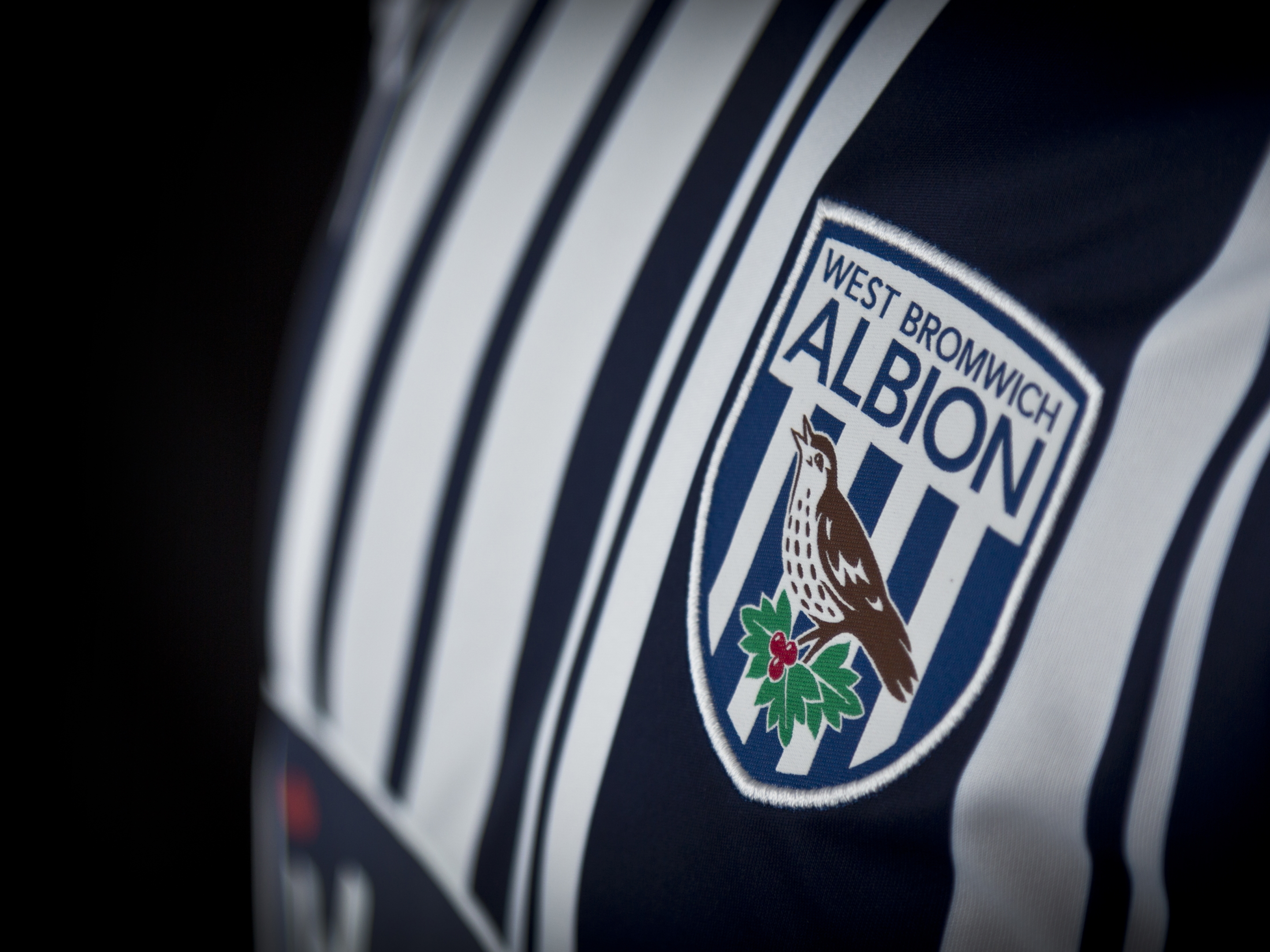New Stripes For The Premier League West Bromwich Albion