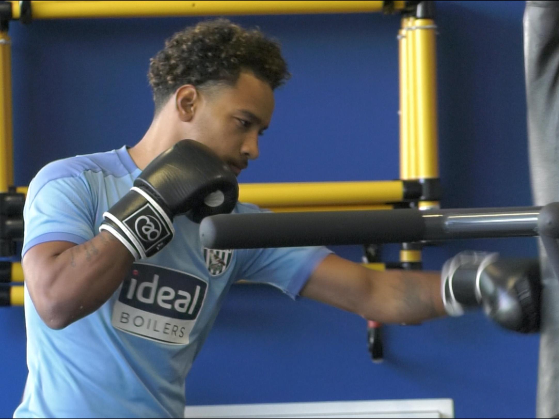 Pereira boxing