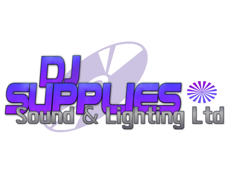 DJ Supplies Sound & Lighting logo