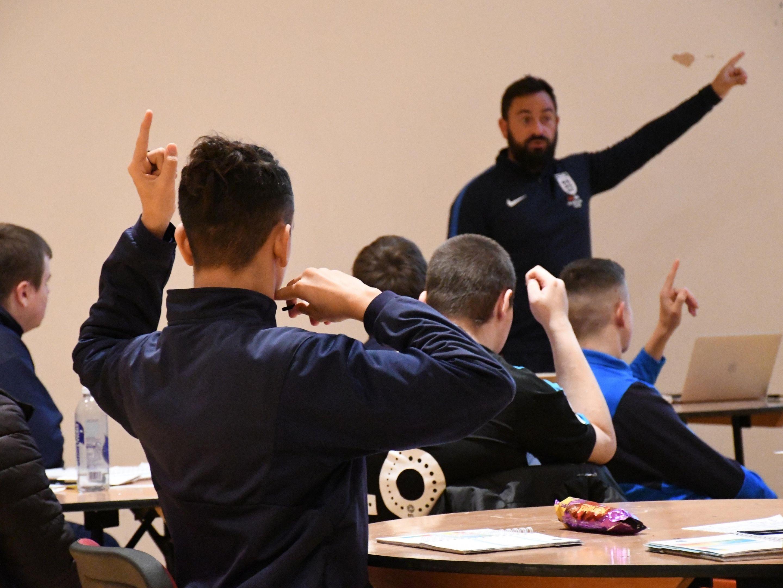 Coaching Classroom