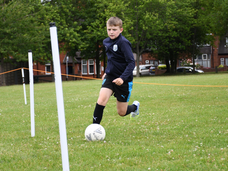 Foundation Player Development Academy player