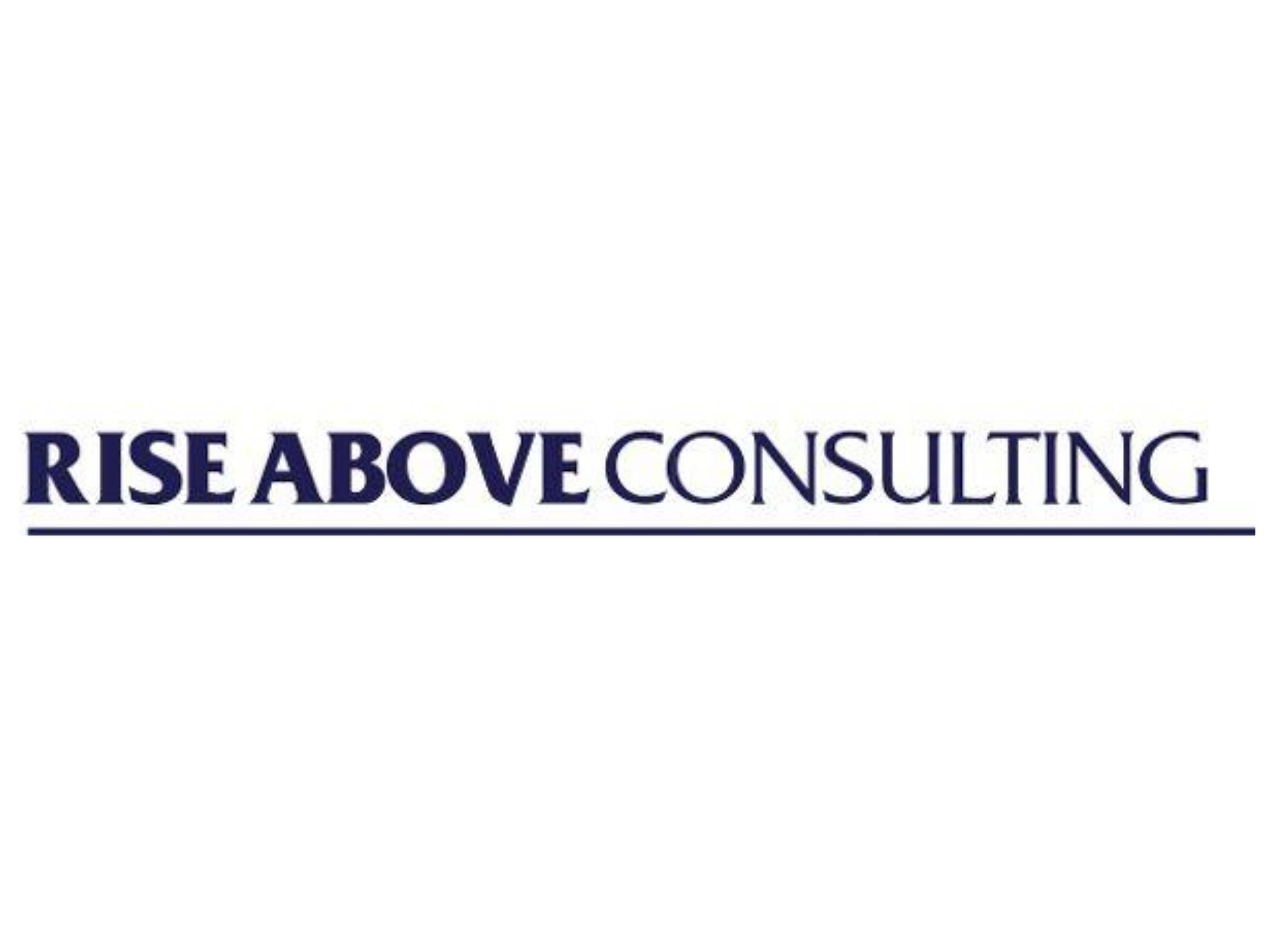 Rise Above Consulting logo