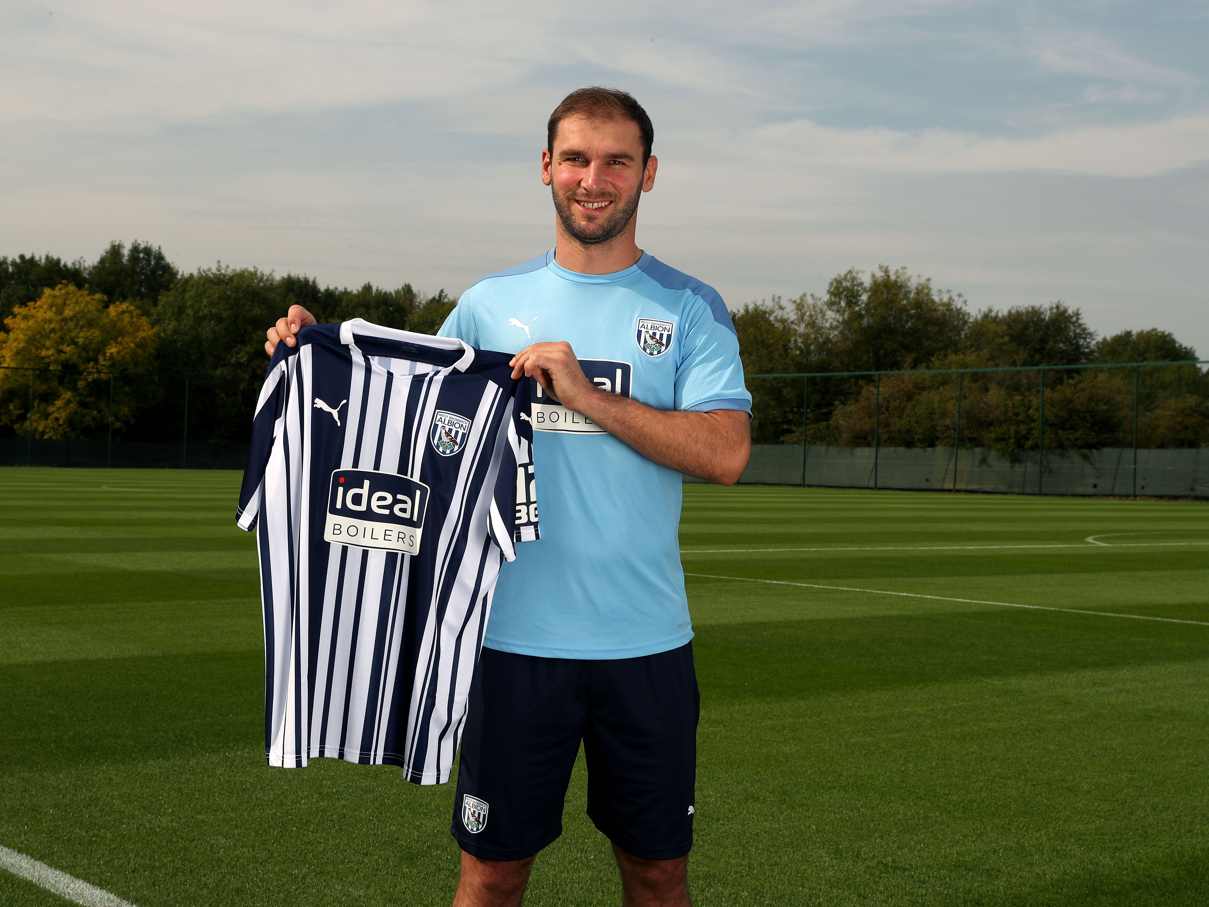 Branislav Ivanovic Joins Albion West Bromwich Albion