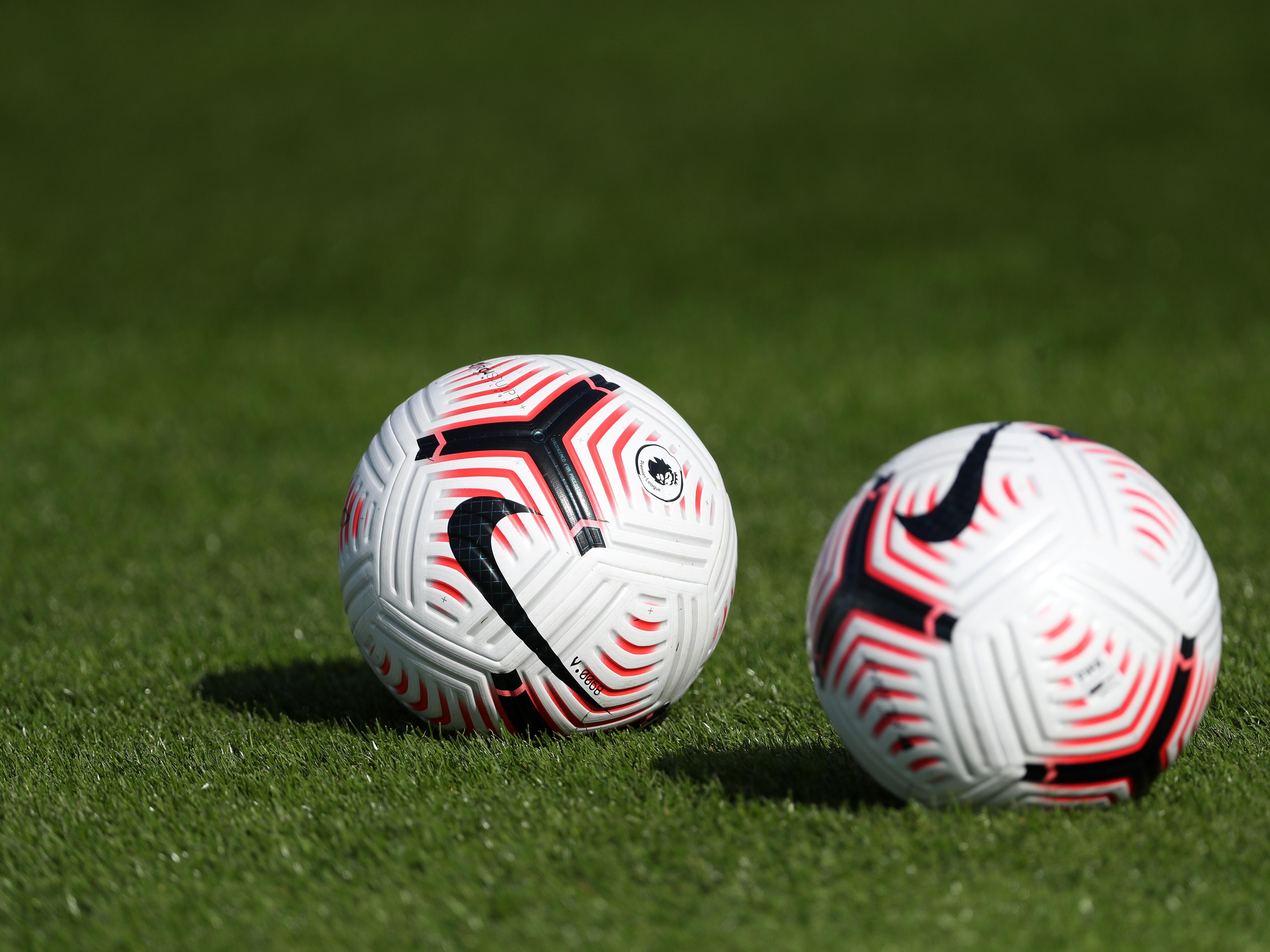 Premier League balls