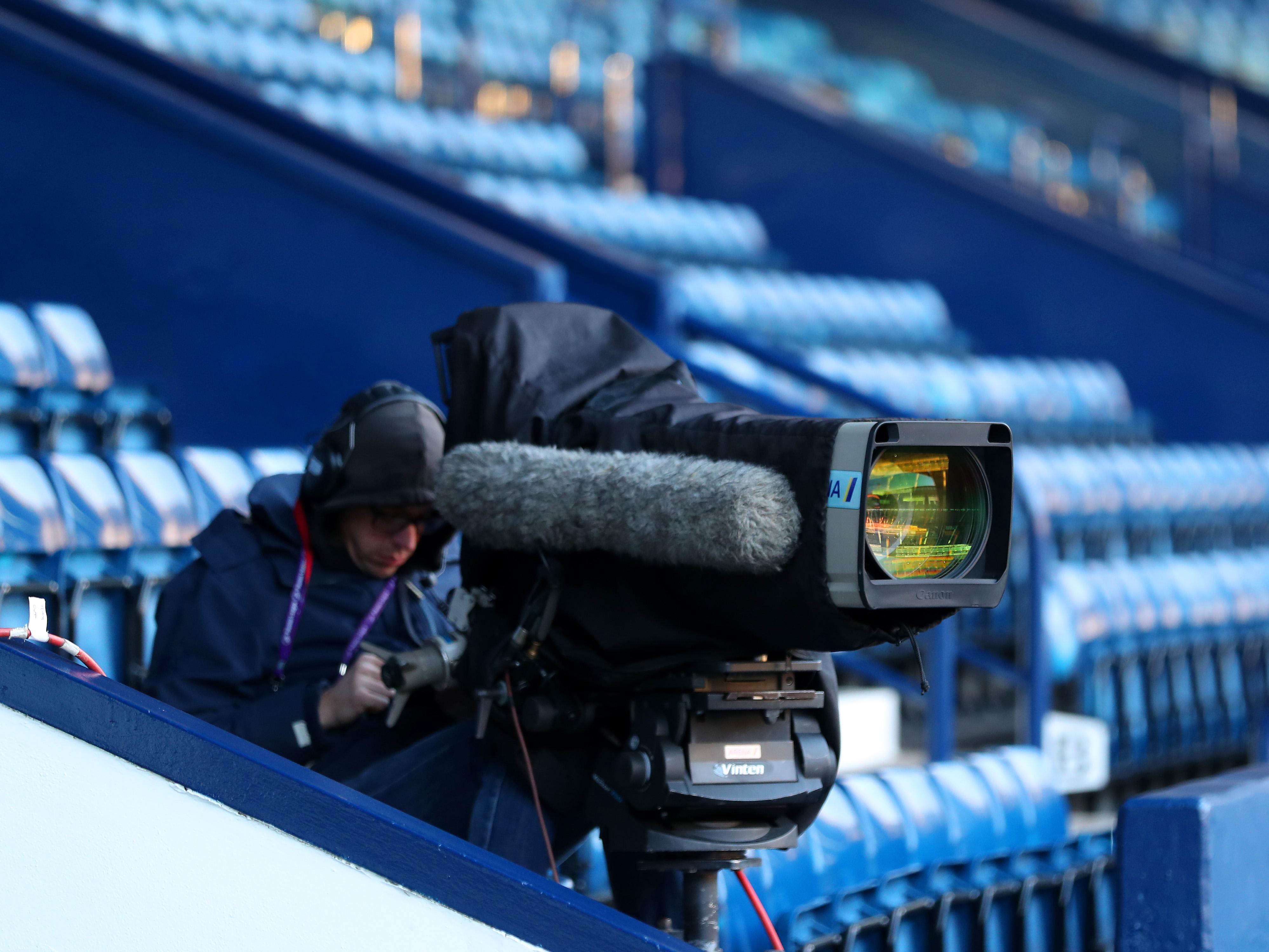 TV camera operator