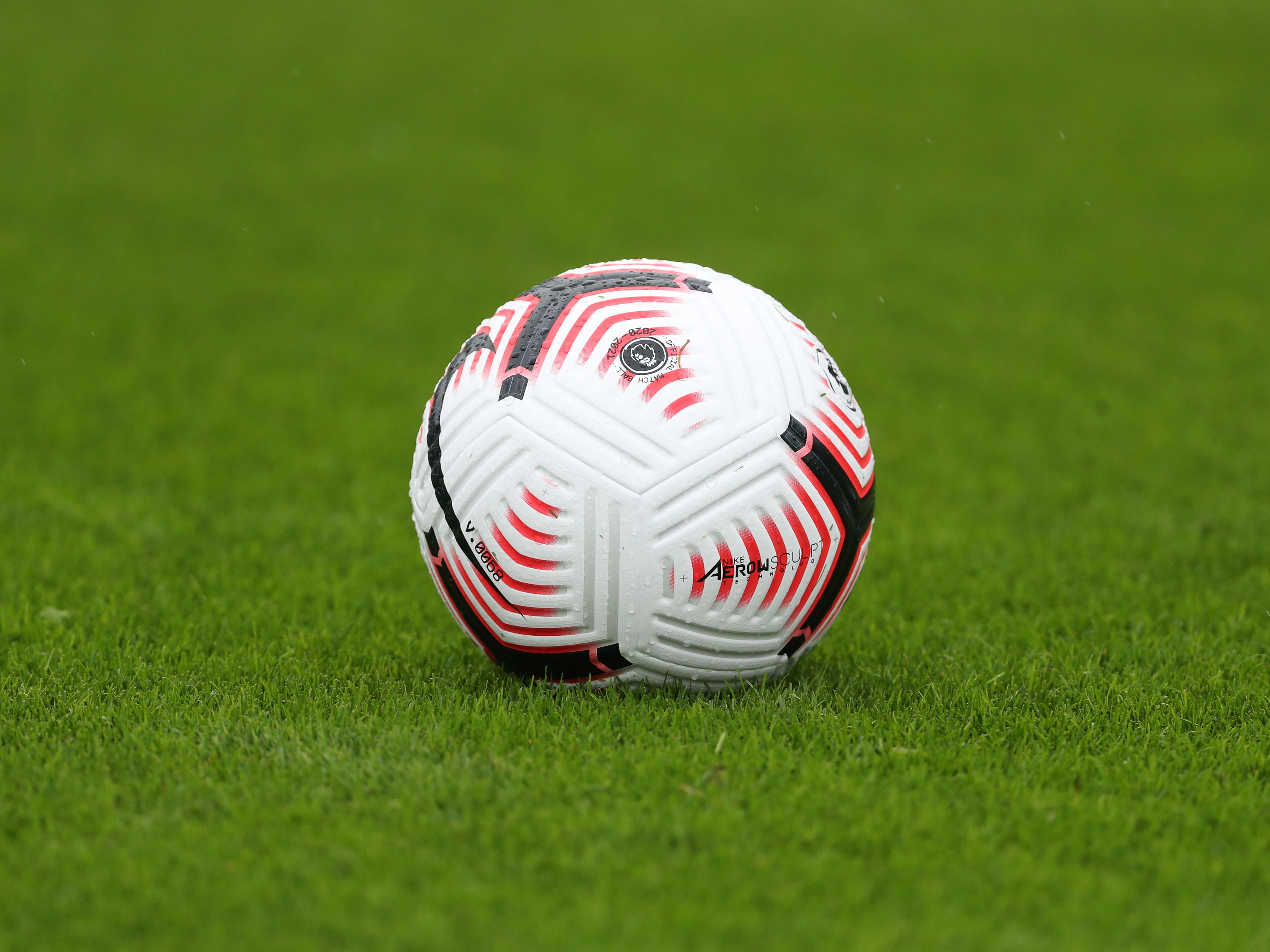 Premier League ball