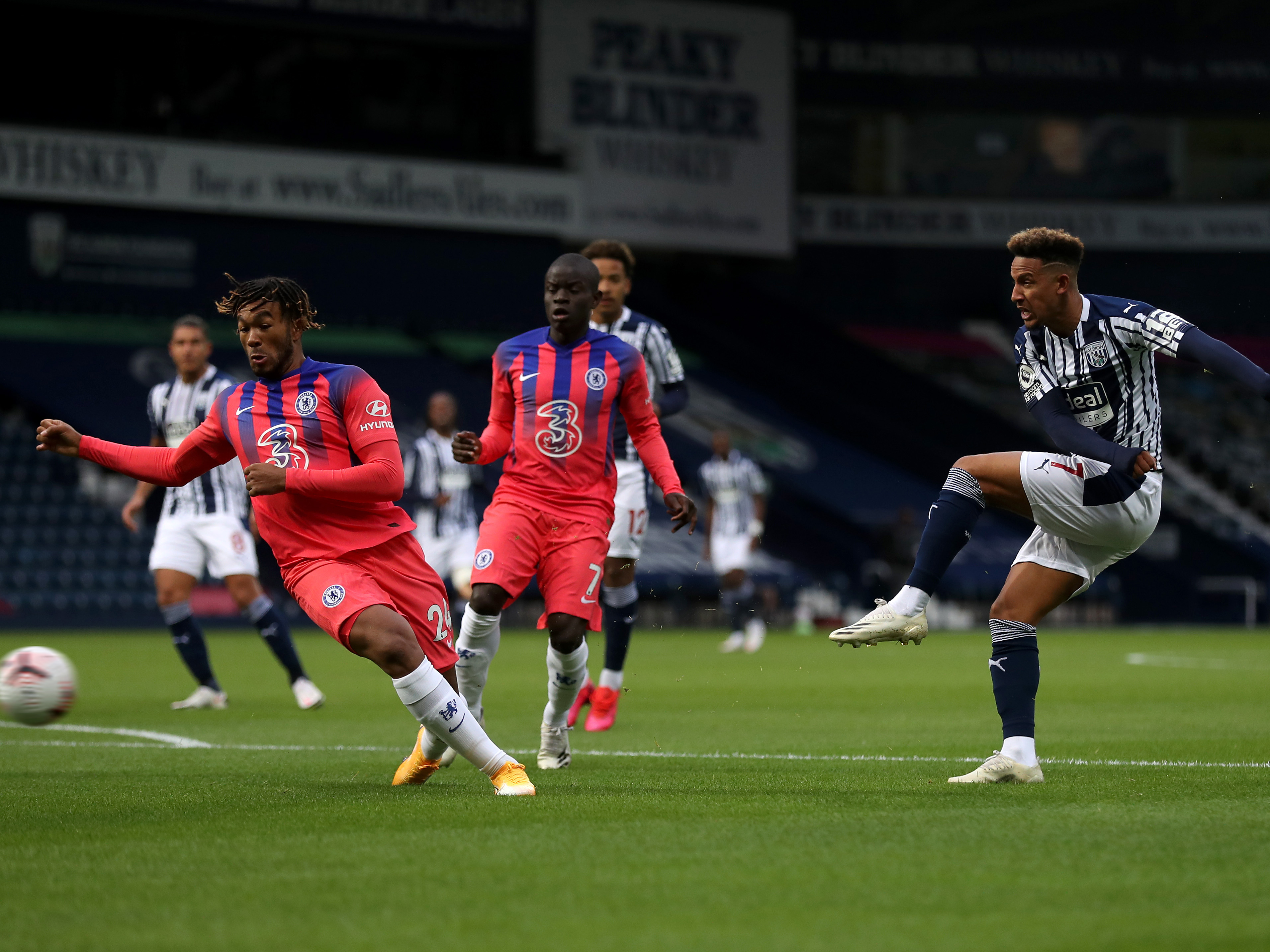 Albion and Chelsea share the spoils at The Hawthorns