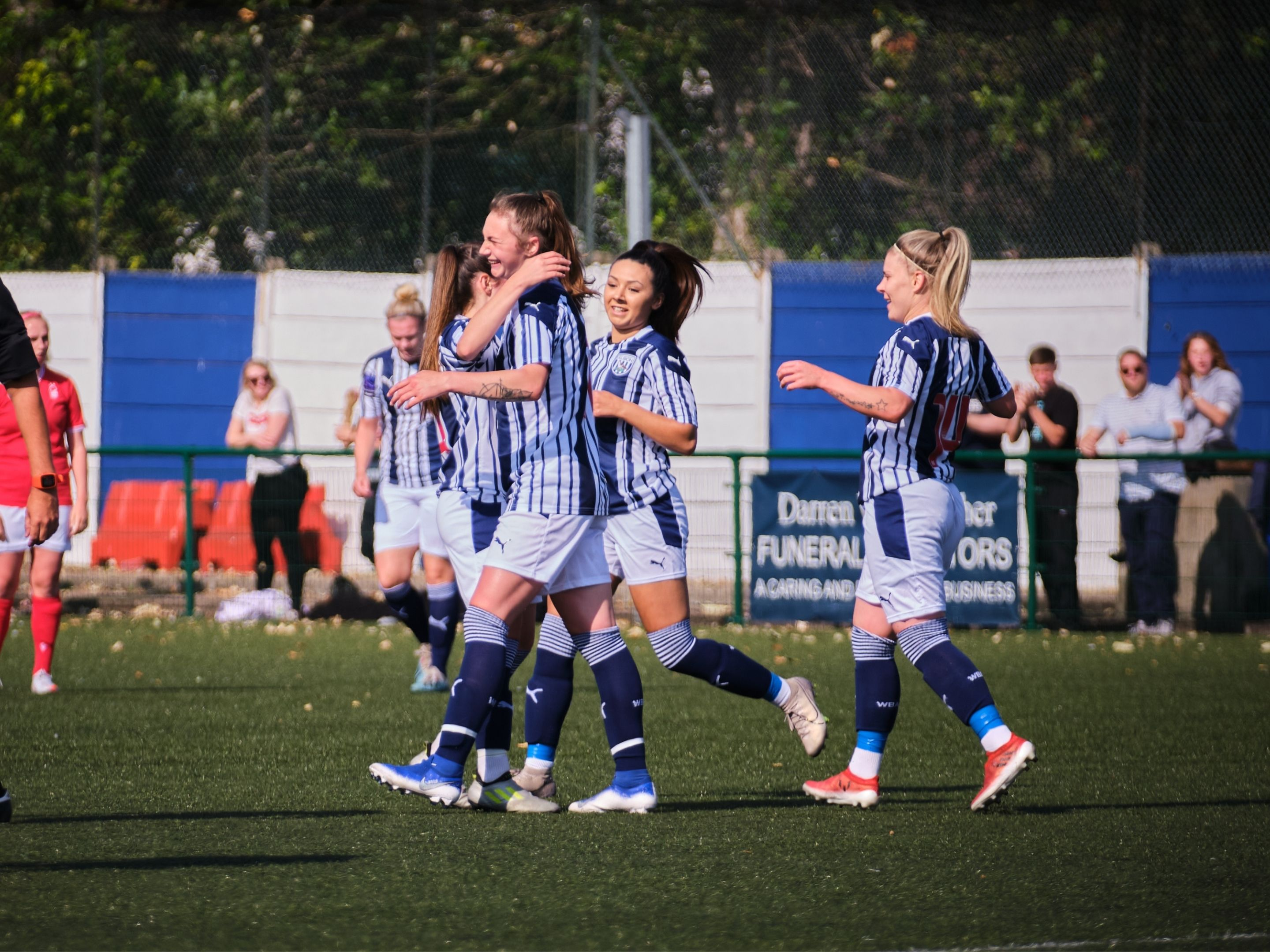 Albion Women team