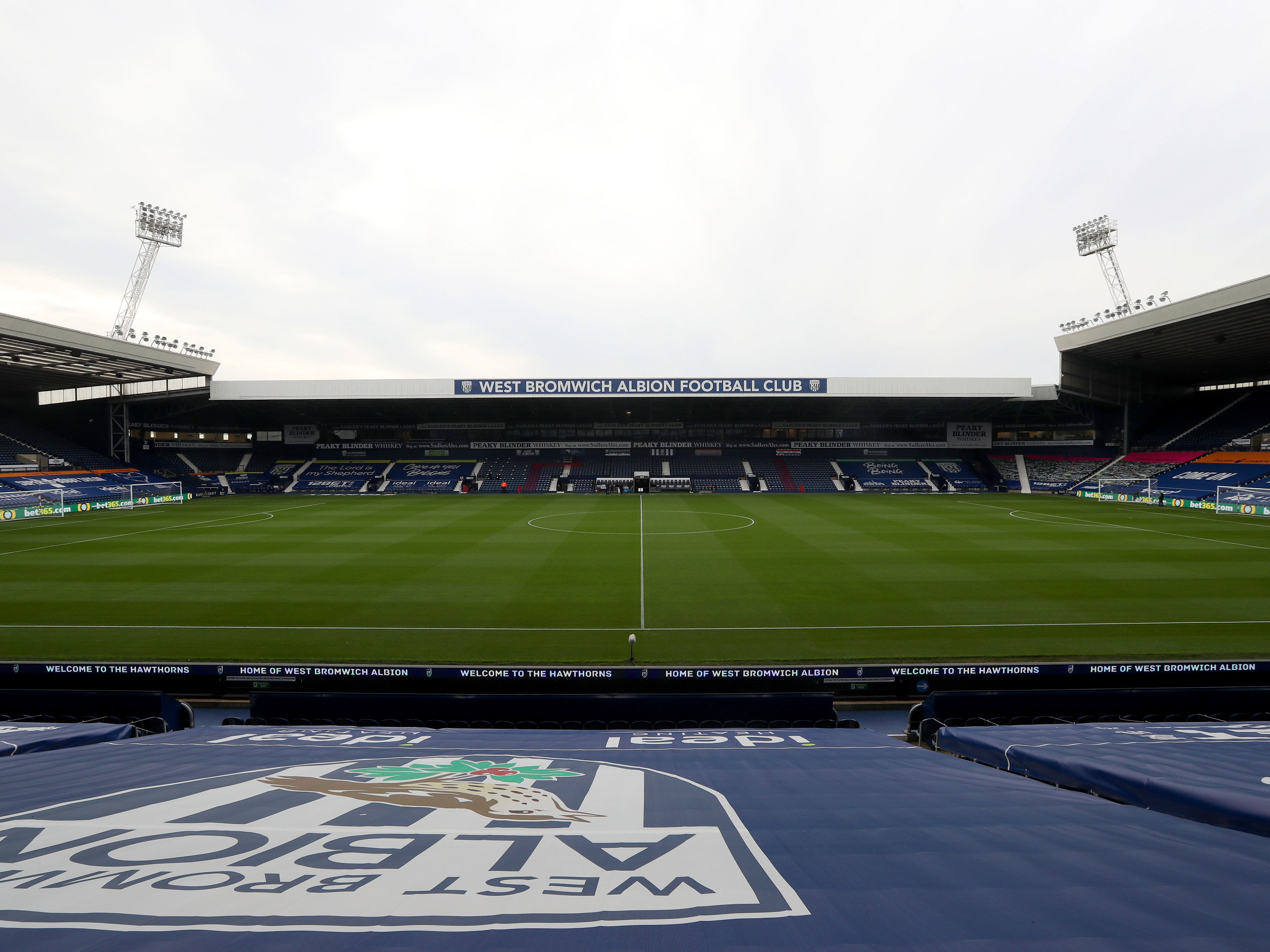 Albion's Premier League fixture against Spurs has been moved to Sunday, November 8