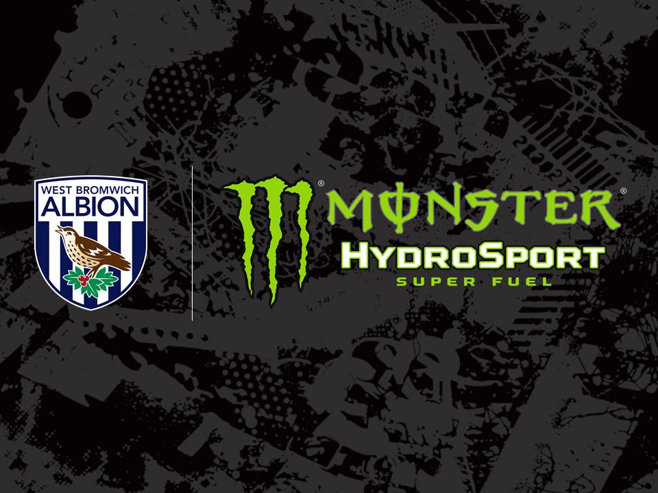 Monster Energy Drink launch