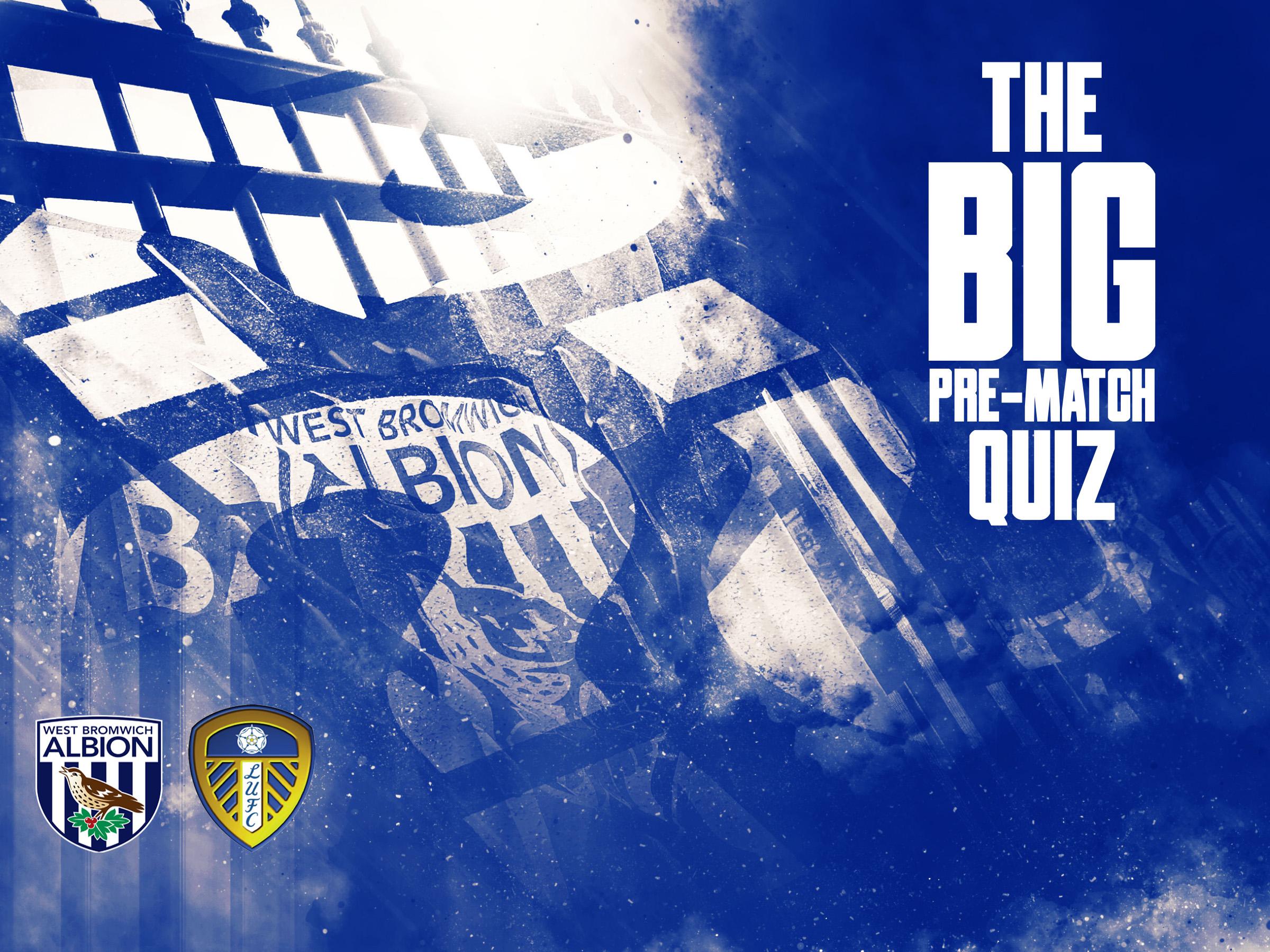 Leeds quiz