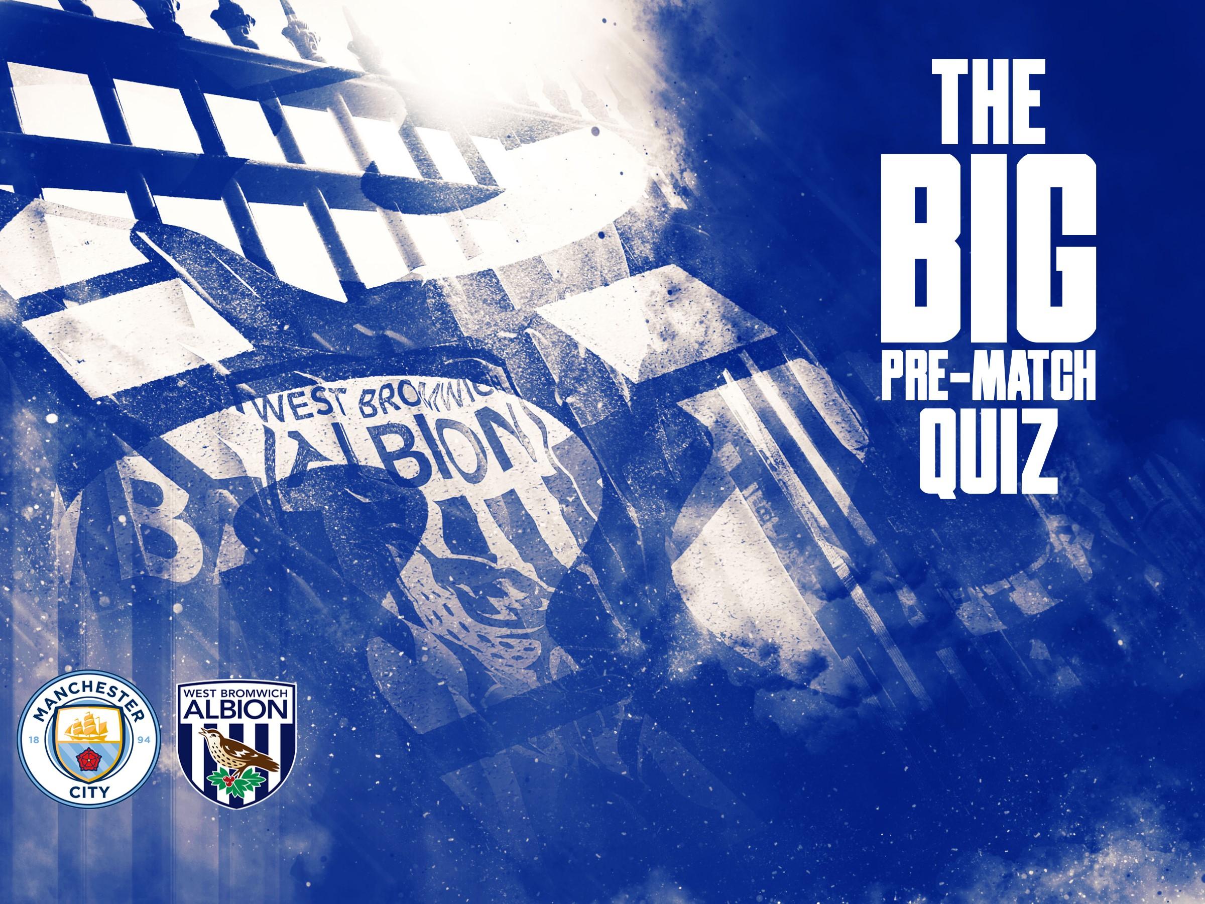 Man City quiz
