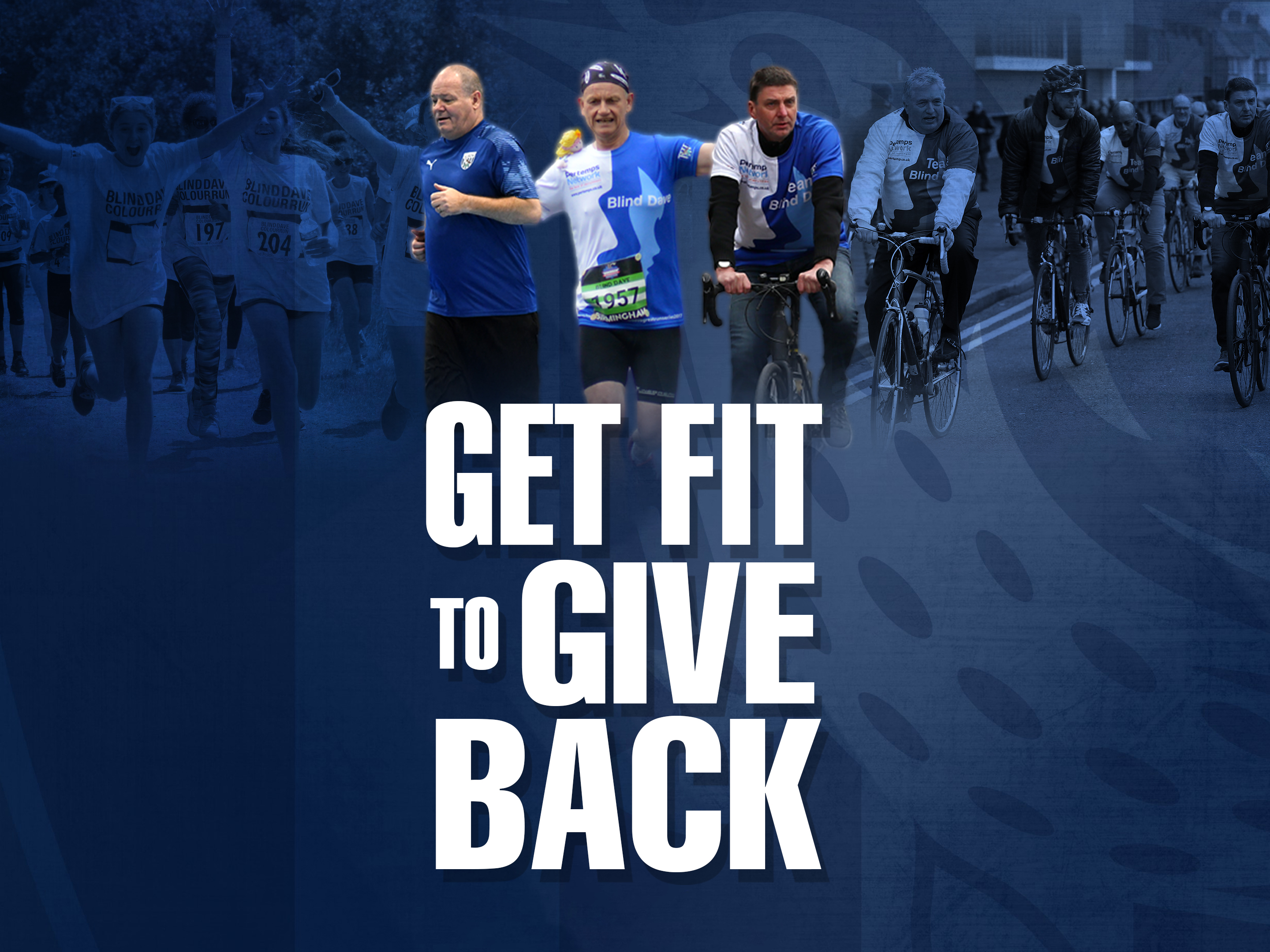 Get fit to give back