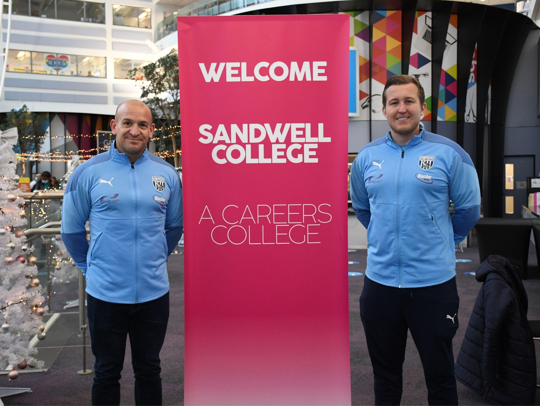 TAF Sandwell College partner