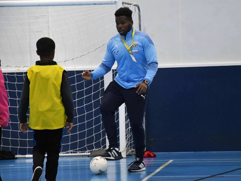 Kicks coach
