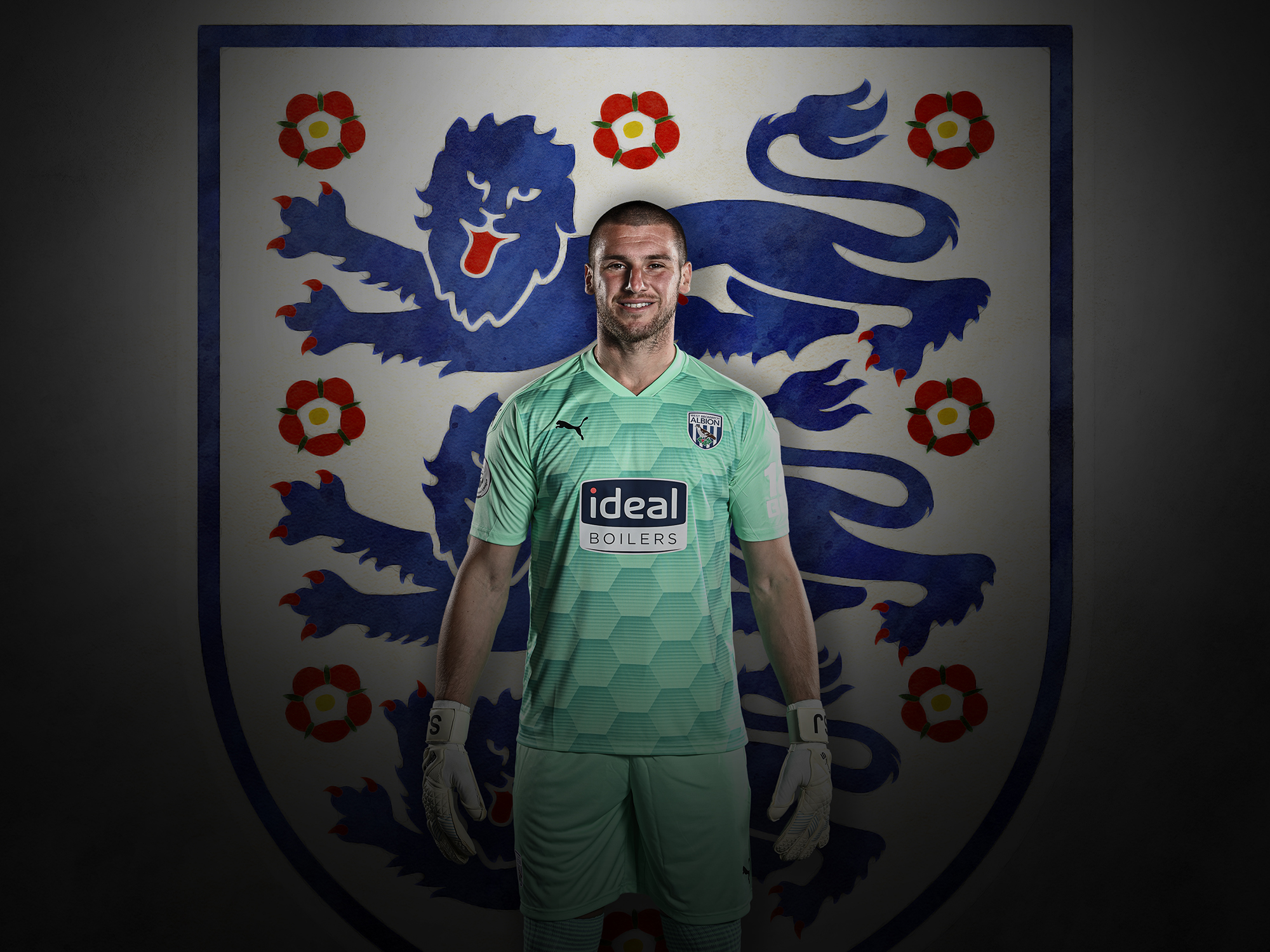 Sam Johnstone has been called up to the England squad for the first time