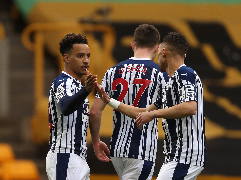 Pereira celebrates