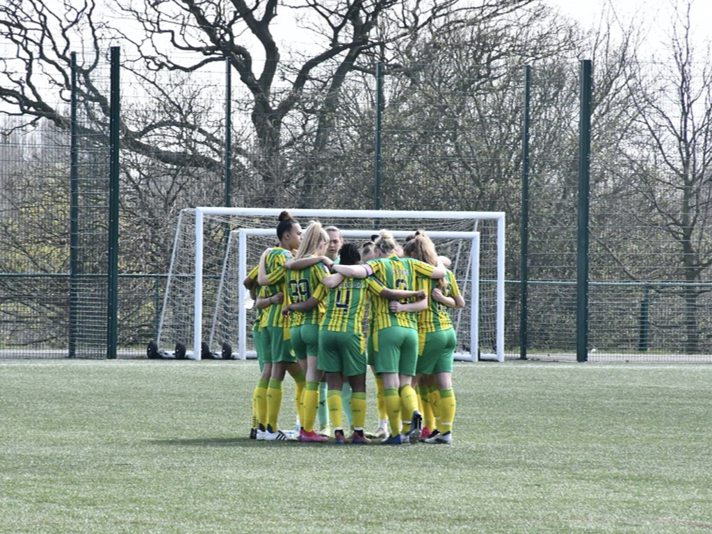 Albion Women 1 Cardiff City Ladies 3