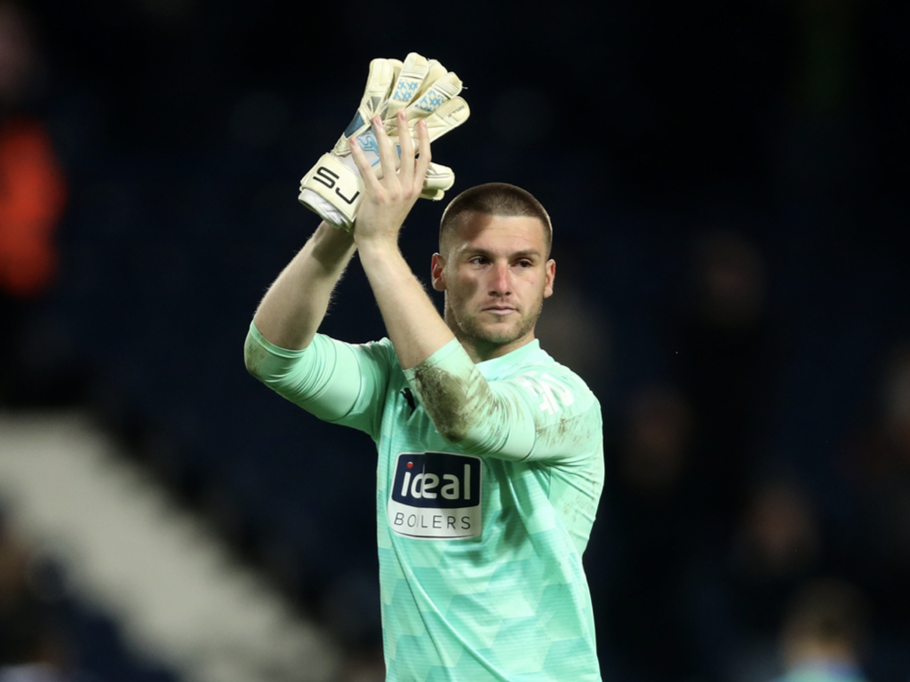 Sam Johnstone has been named in the provisional England squad for a training camp in Middlesbrough ahead of this summer's European Championships