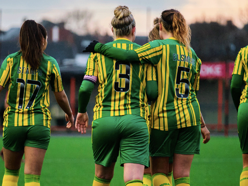 Albion's Women come from behind for the second week running to beat Liverpool Feds 3-2