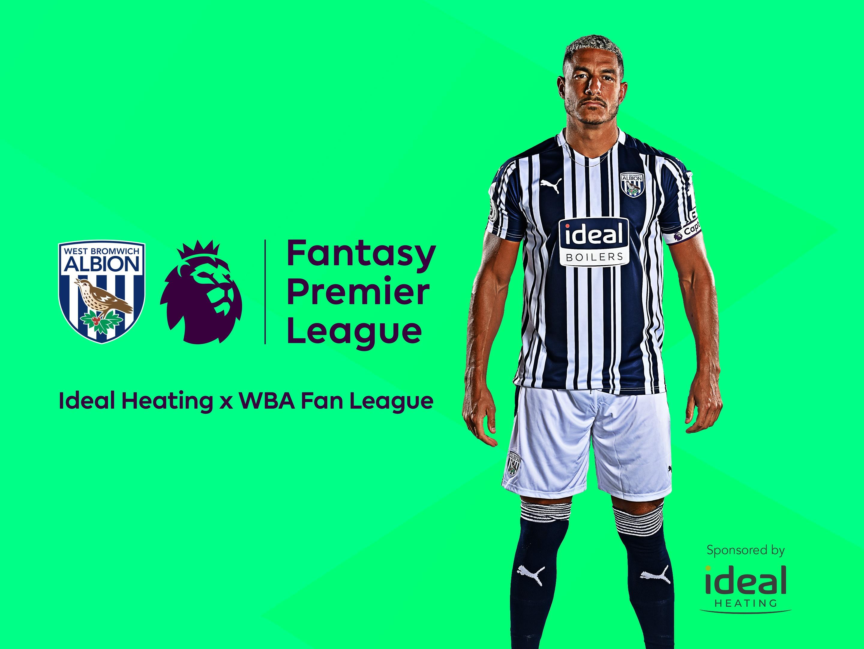 Ideal Heating x WBA Fan League FPL