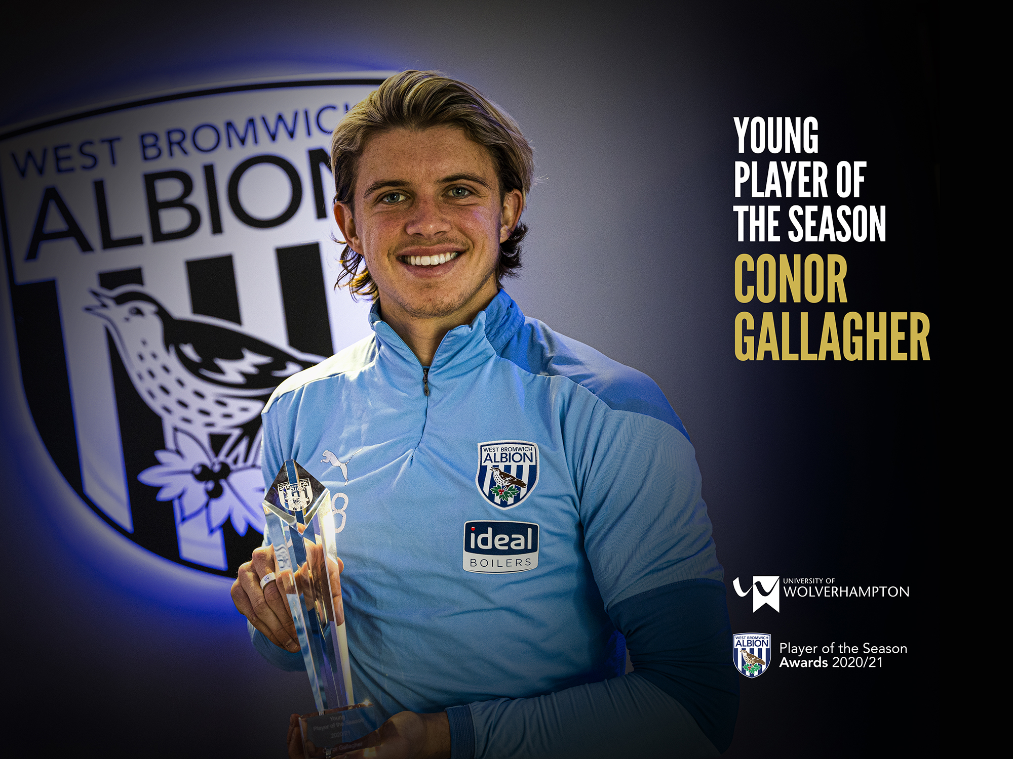 Gallagher Young Player of Season