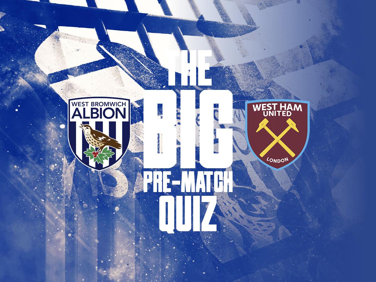 Pre-Match Quiz West Ham