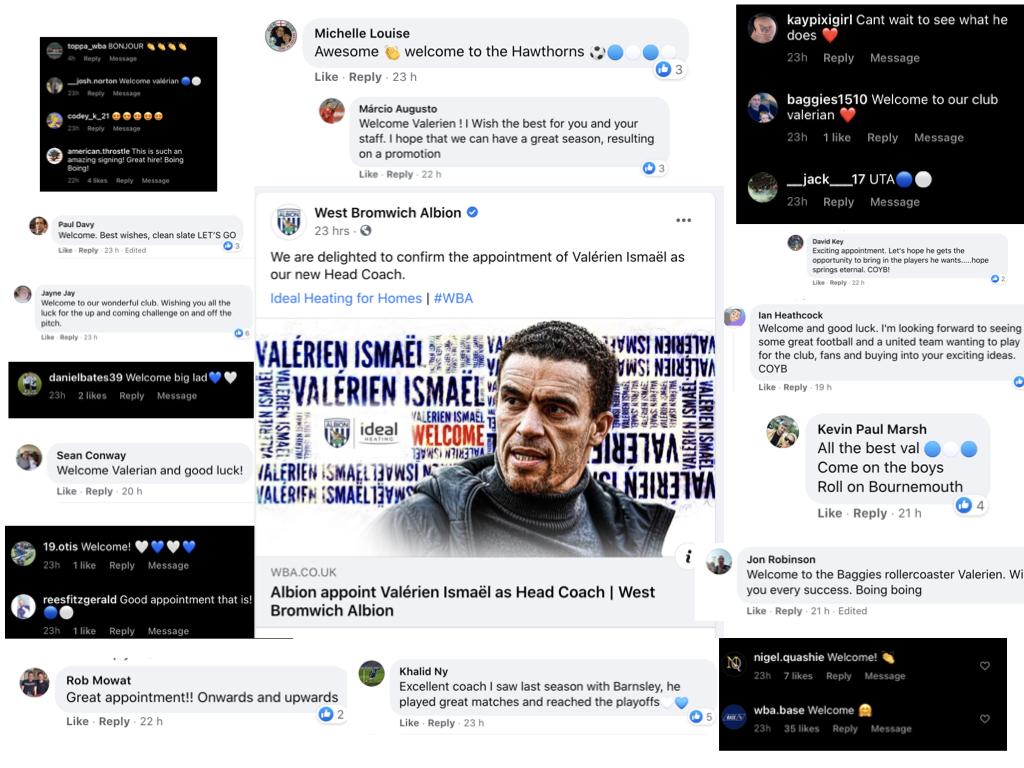 Social media reacts to Valérien Ismaël announcement