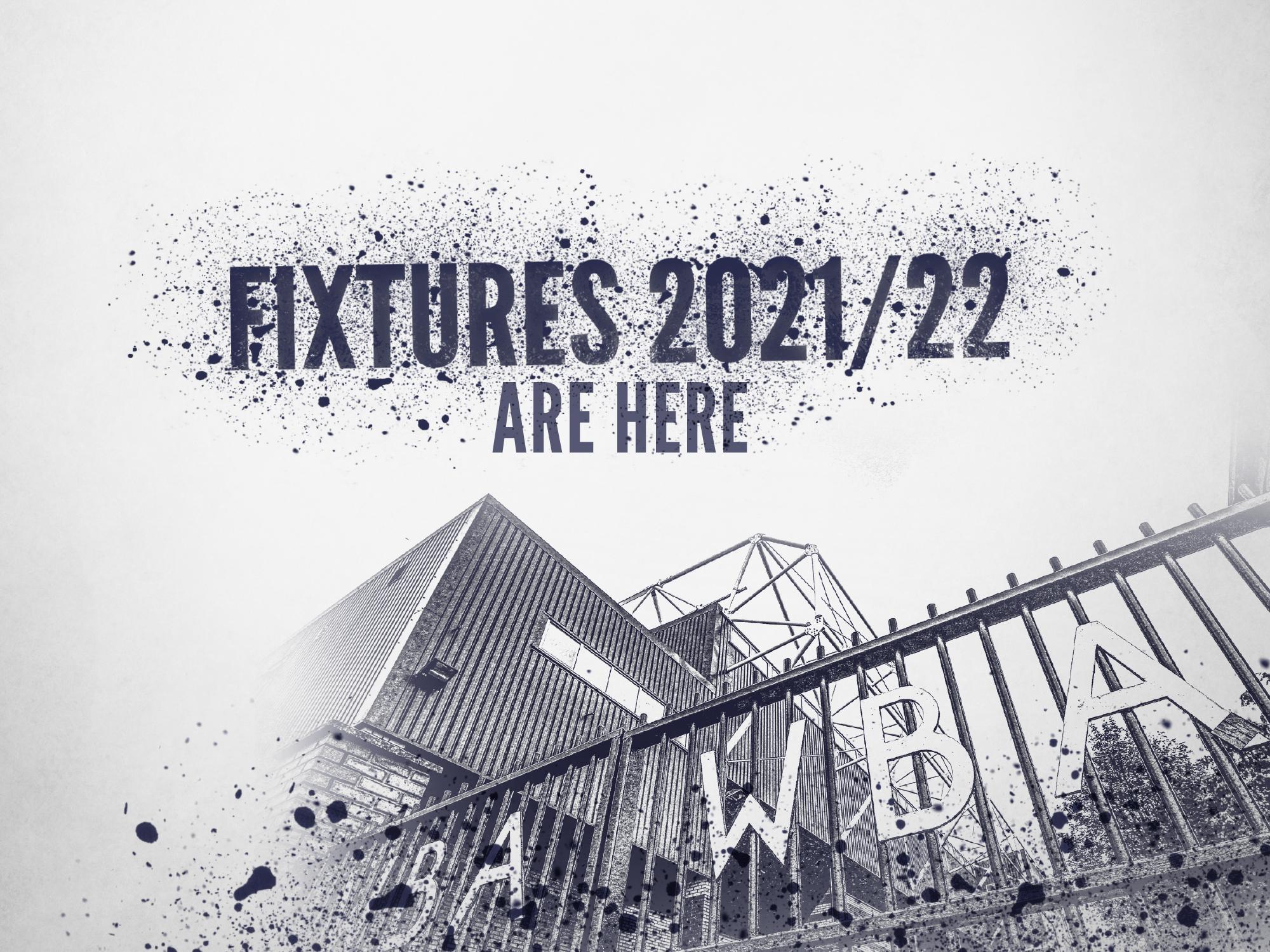 Fixtures 2021/22