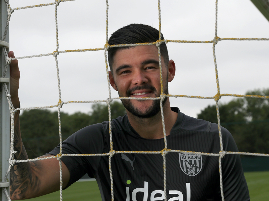 All you need to know about Albion's first summer signing