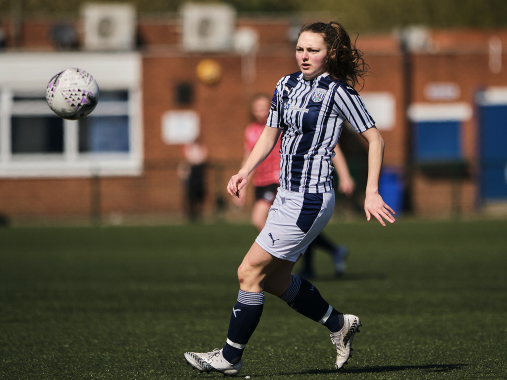 Albion Women got their pre-season off to a flying start with two-goals coming from young debutants