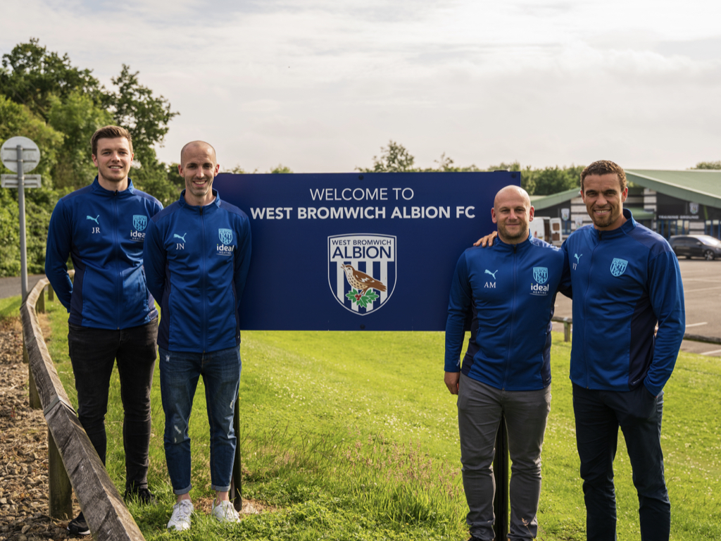 Adam Murray has arrived at The Hawthorns as Assistant to Head Coach Valérien Ismaël who has put the finishing touches to his Albion backroom staff