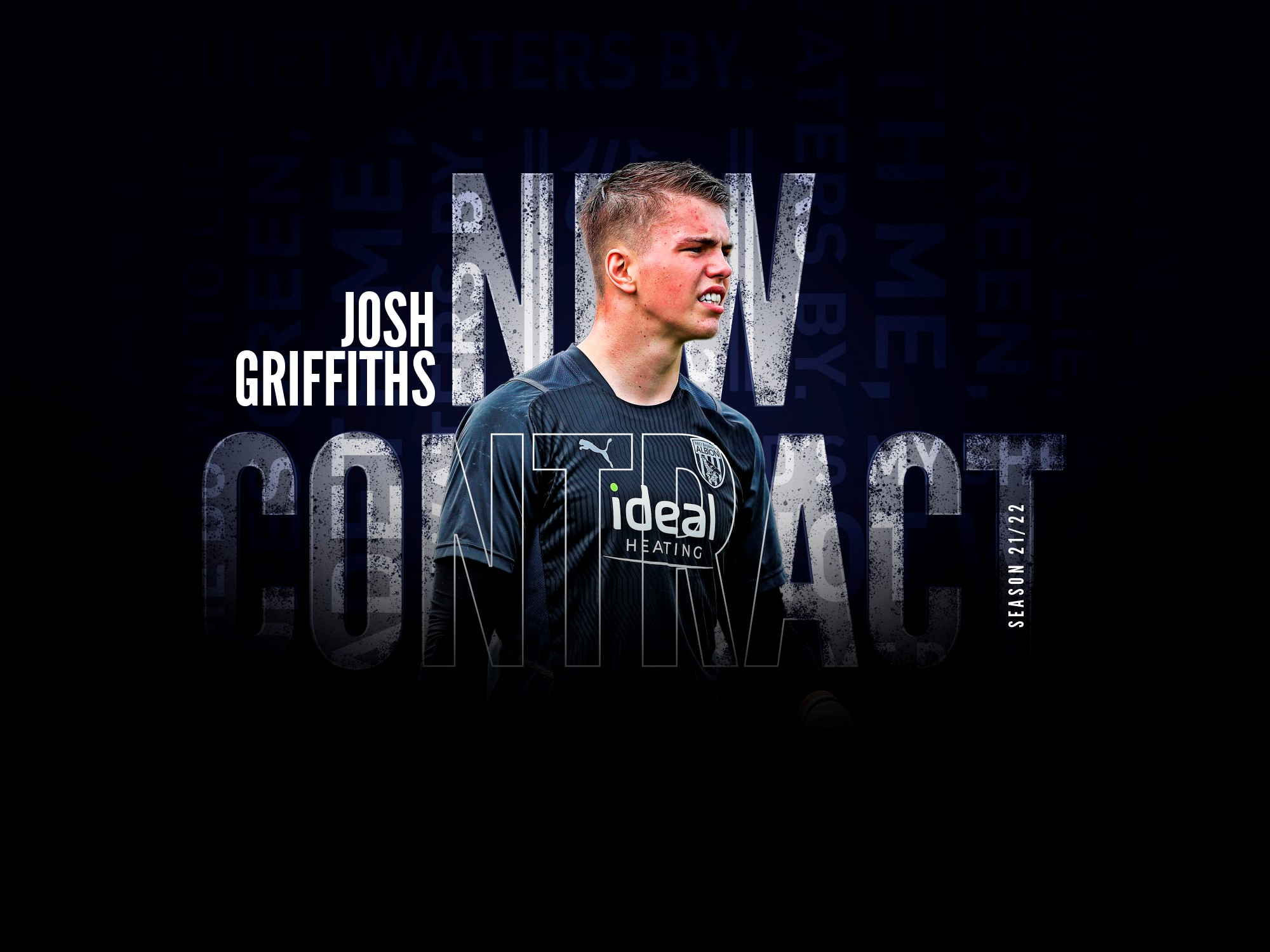 Josh Griffiths contract