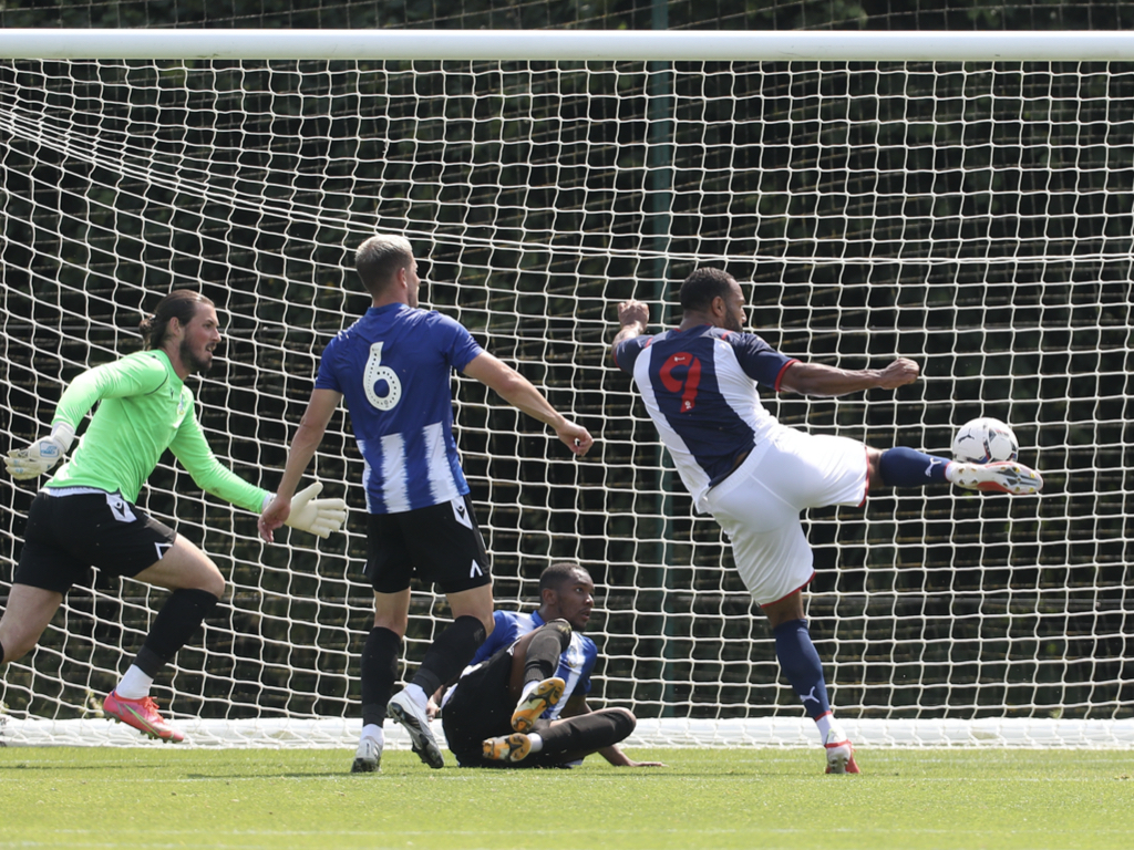 Matt Phillips netted a brace as Albion beat Sheffield Wednesday 2-0 in a friendly at the training ground