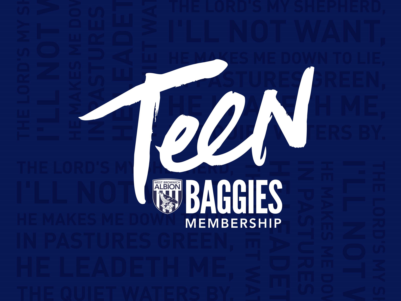Teen Baggies