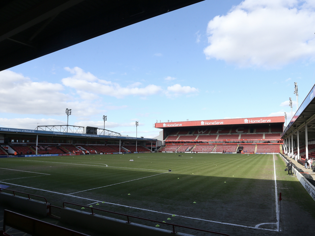 Albion will make the short trip to Walsall for a pre-season friendly on Tuesday, July 27