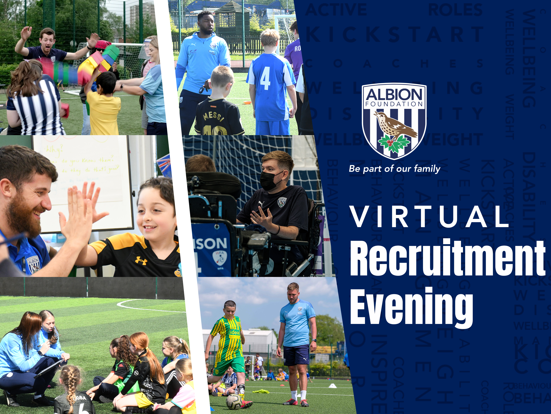 Virtual Recruitment Evening