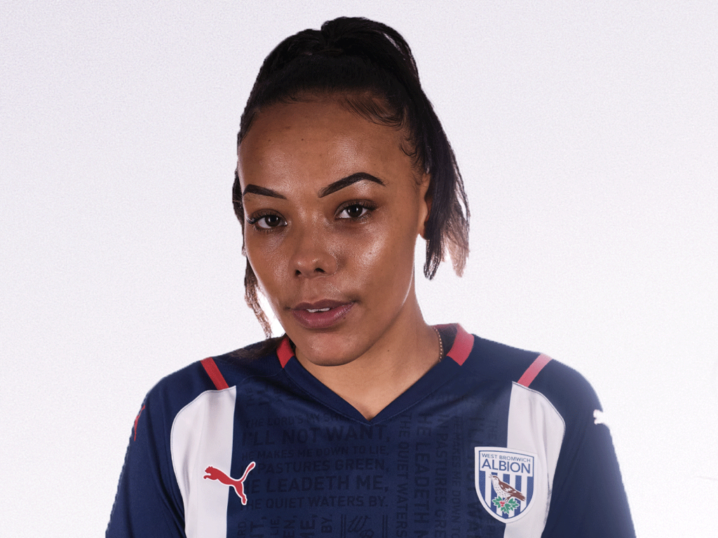 Janelle Straker is the latest addition to the Albion Women squad
