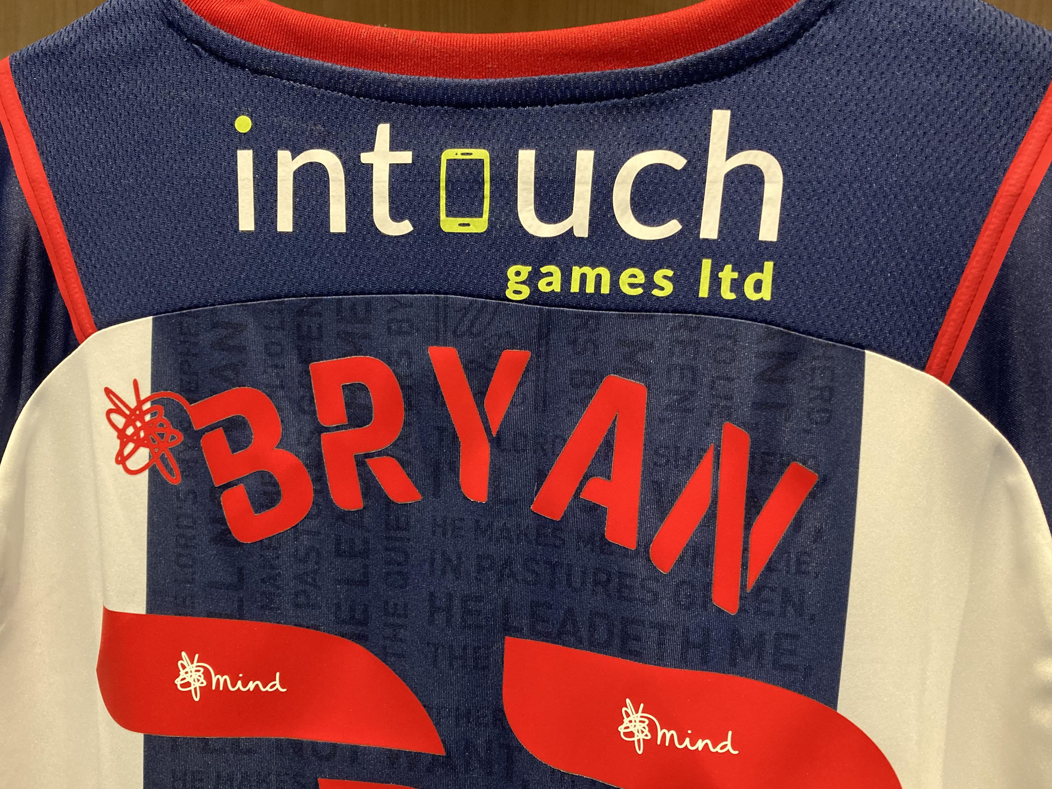 Kean Bryan shirt