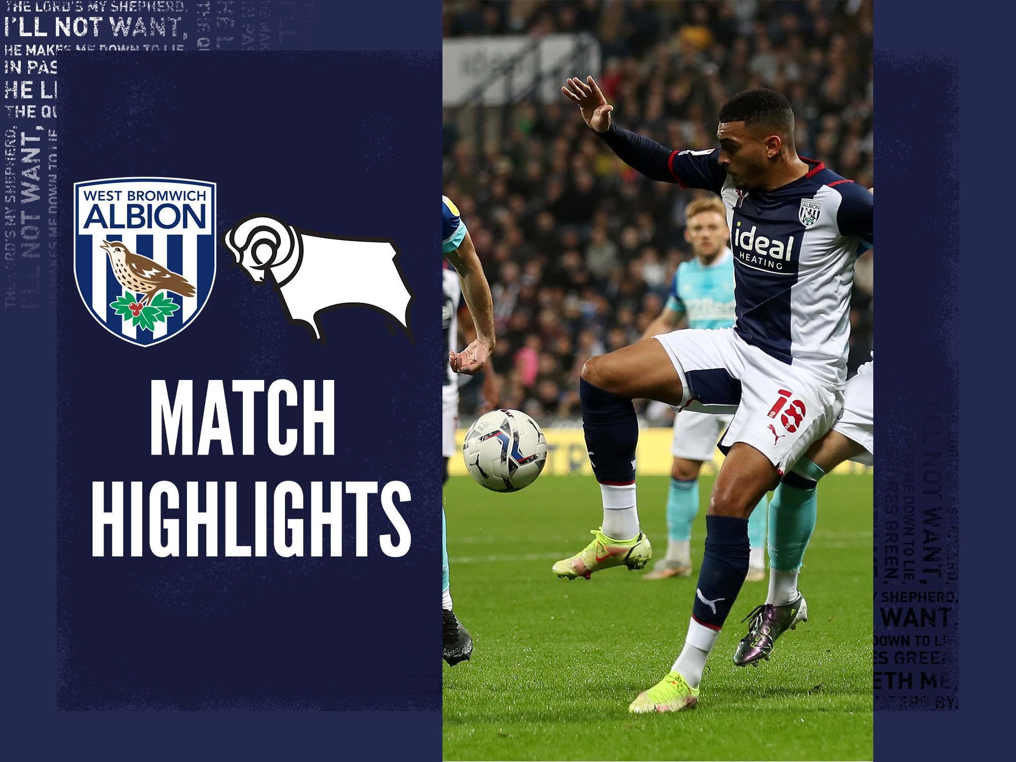 Derby highlights