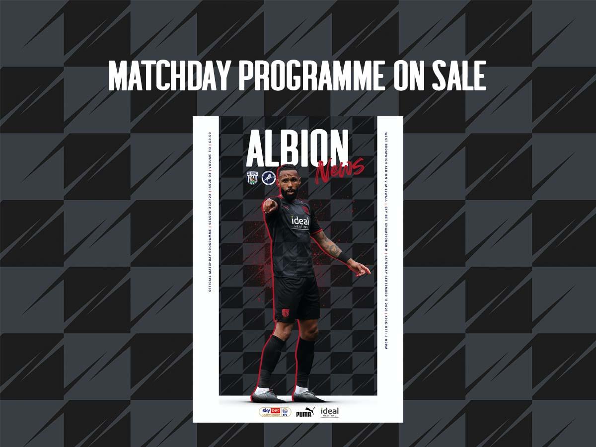 Albion News Millwall