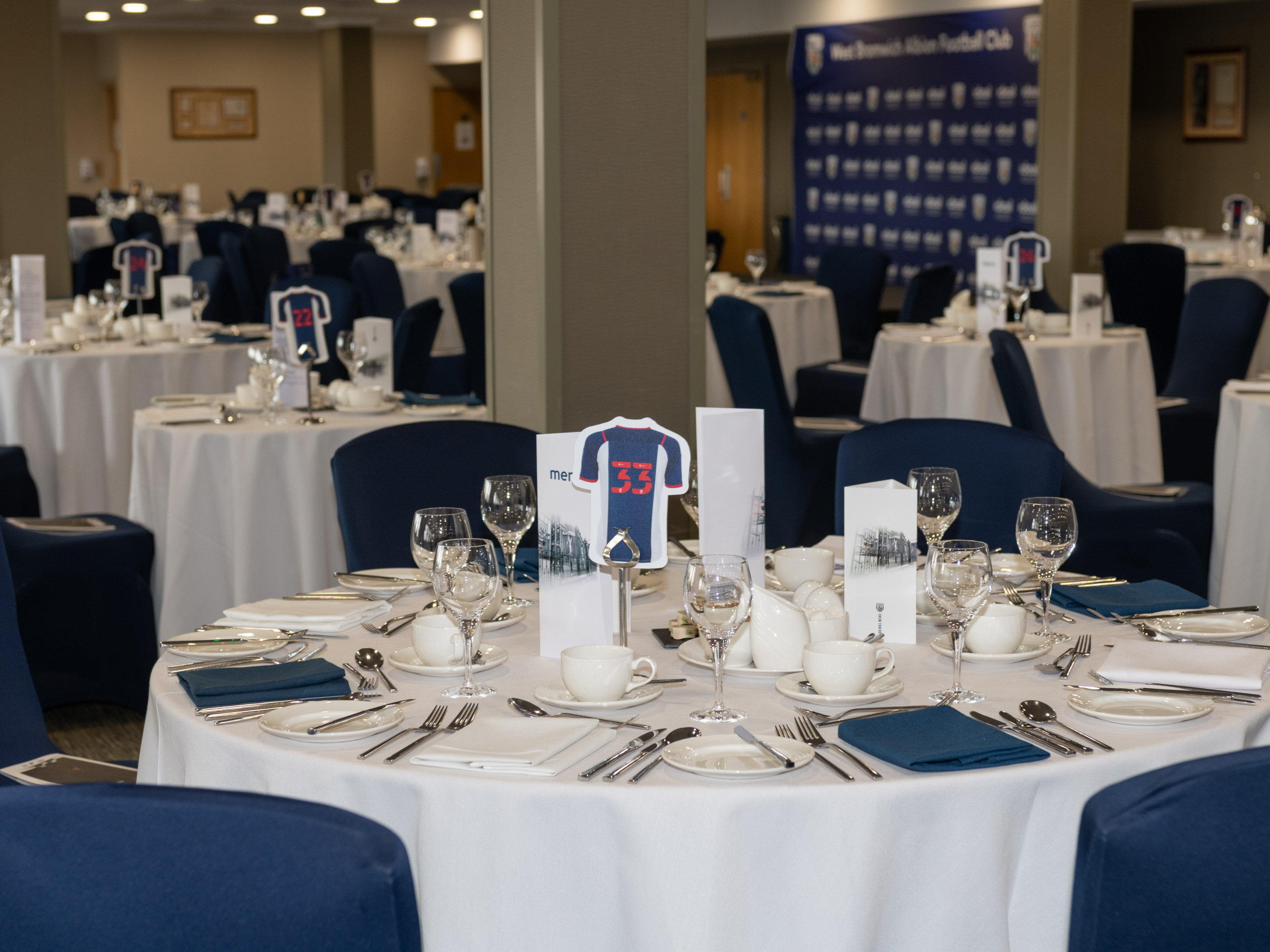 West Bromwich Albion Hospitality