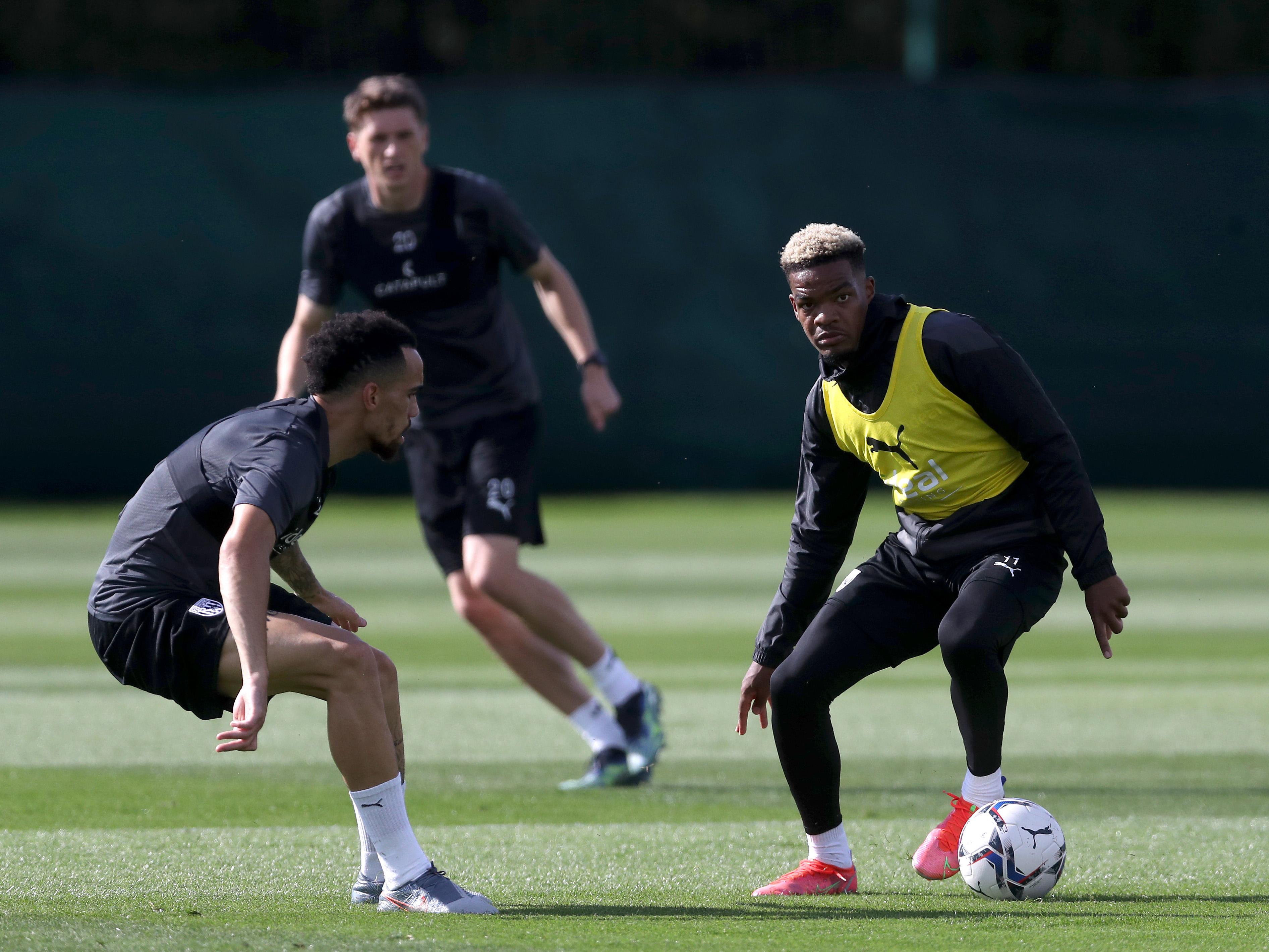 Derby training