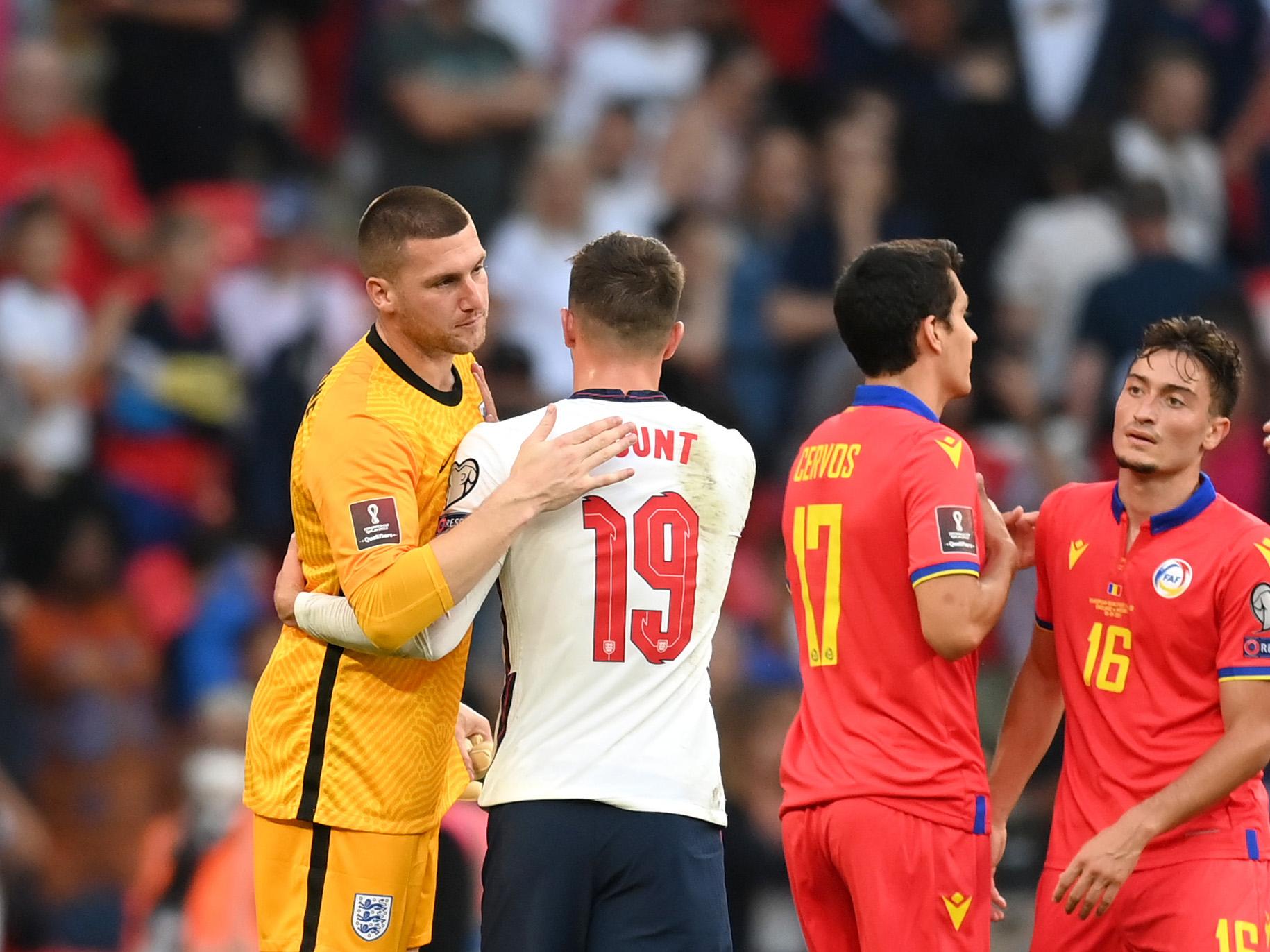 Johnstone England Andorra away