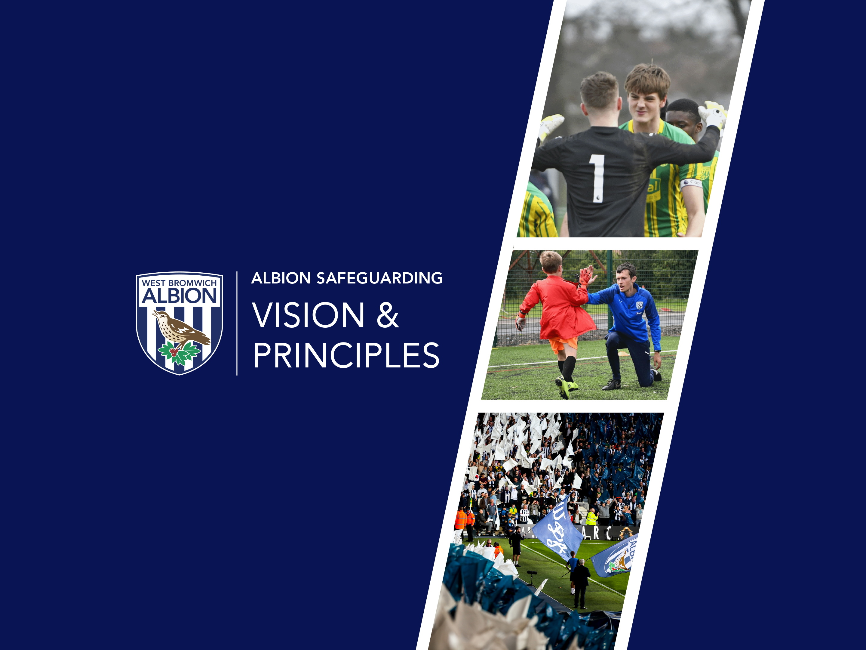 WBA Safeguarding - Vision and Principles